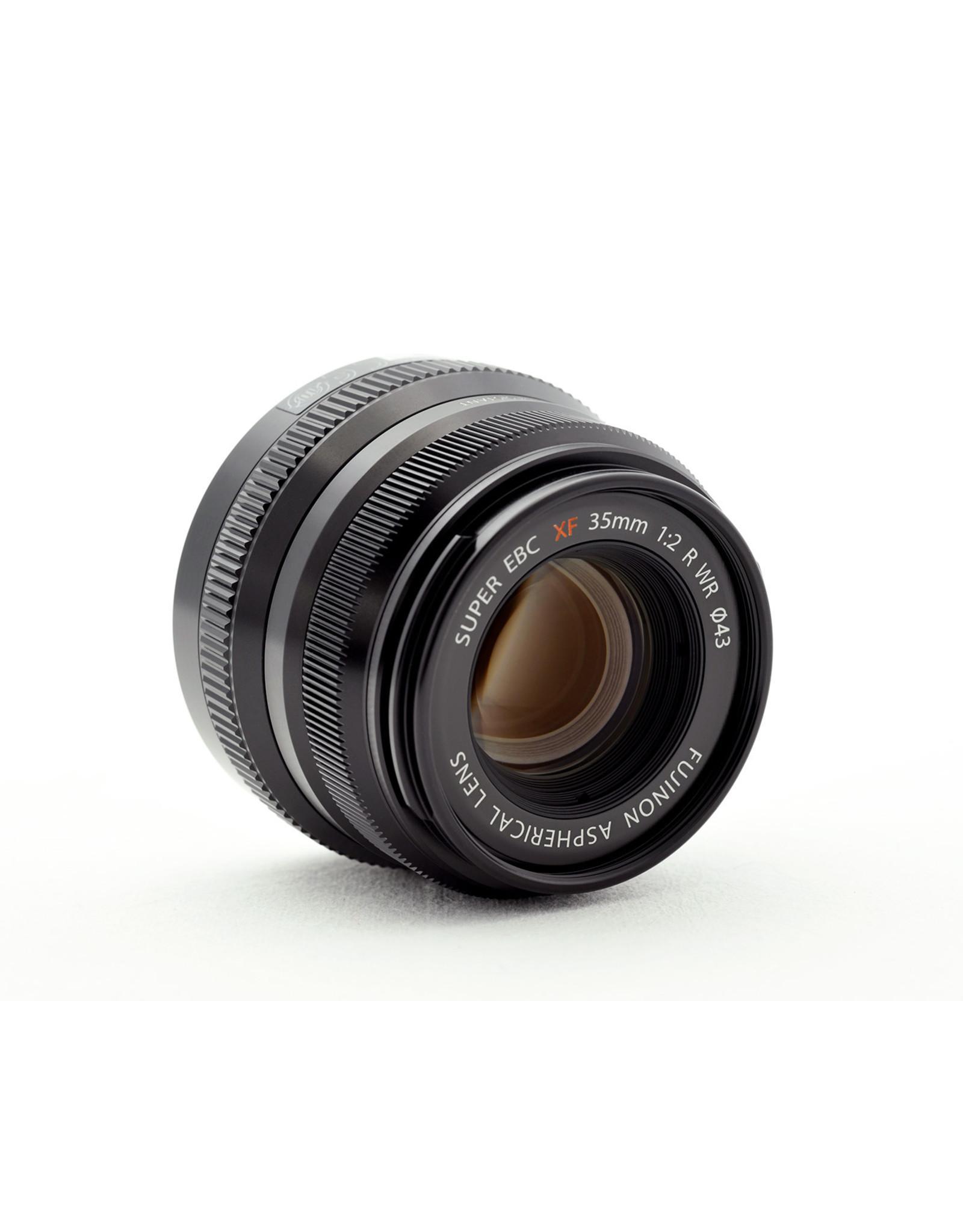 Fujifilm Fujifilm XF35mm f2 R WR Black 16481878