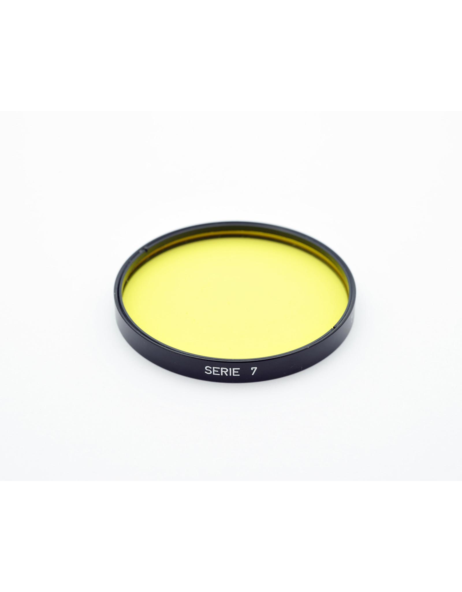 Leica Leica Serie 7 Filter Yellow   AP2070305