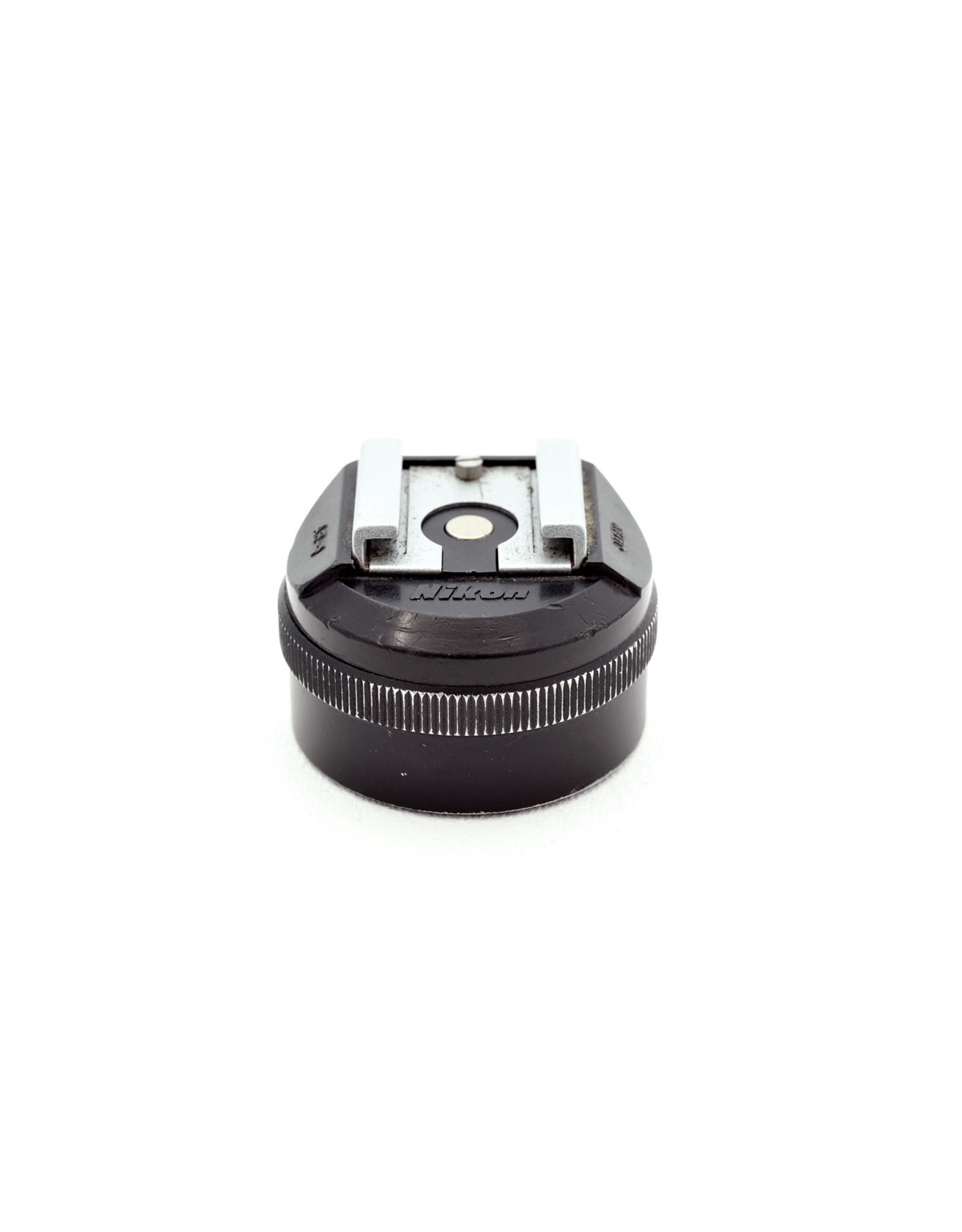 Nikon Nikon AS-1 Flash Coupler (Nikon F2)   AP1010501