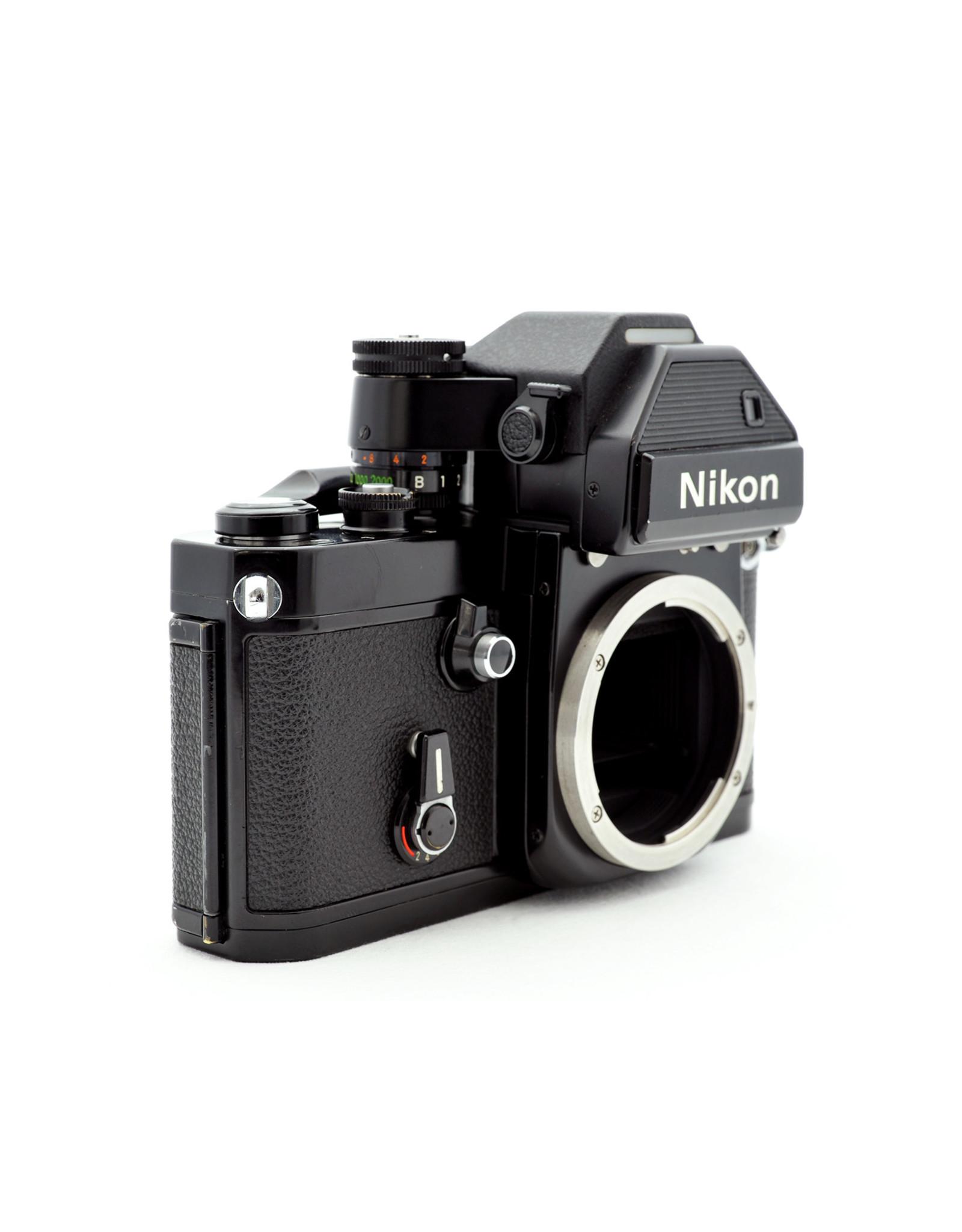 Nikon Nikon F2 Photomic S Black   AP1010605
