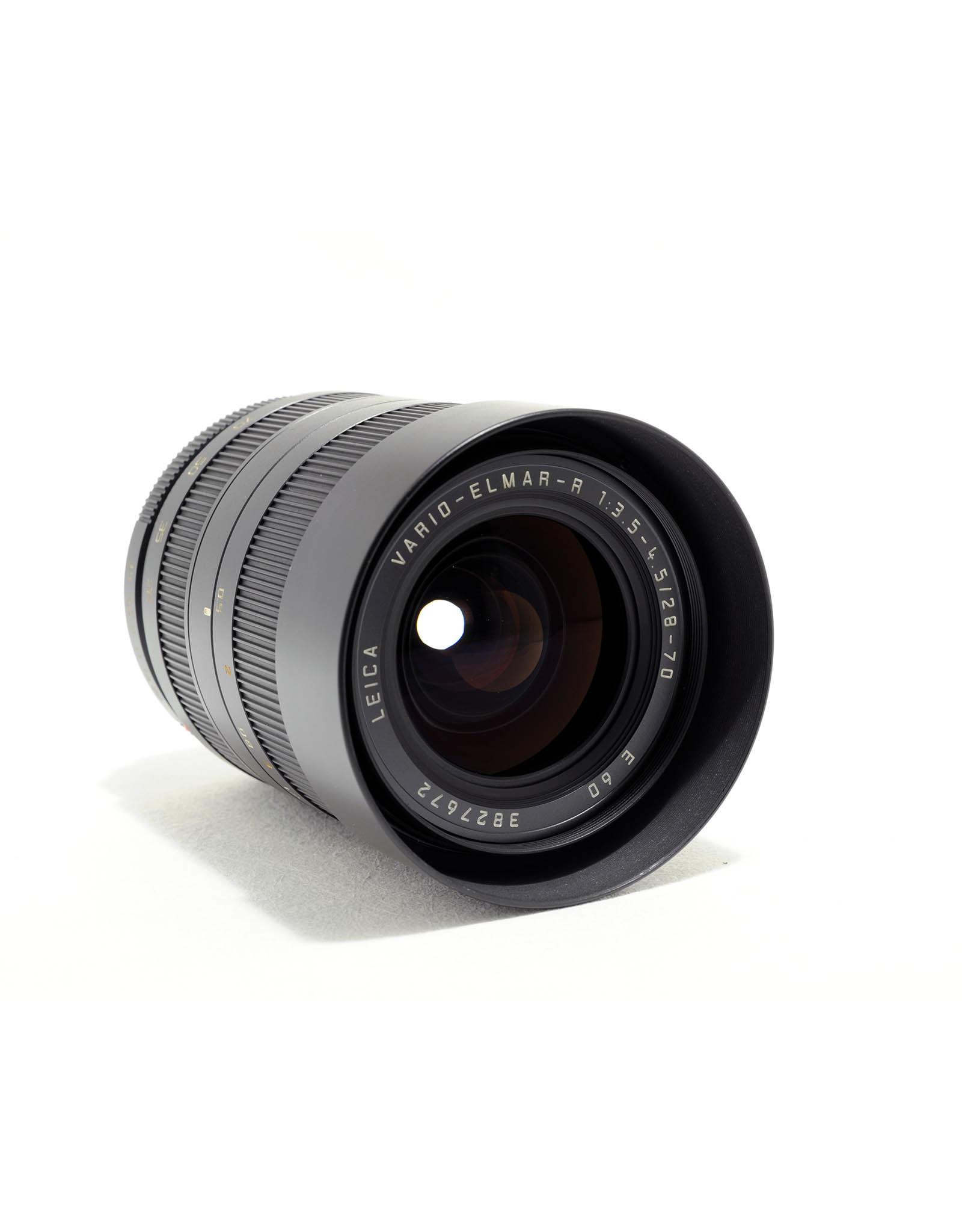Leica Leica 28-70mm f3.5-4.5 Vario Elmar R Rom ( Converted to Sony E Mount)    ALC108601