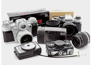 Other Film Cameras; Accessories