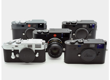 Leica Rangefinder Cameras