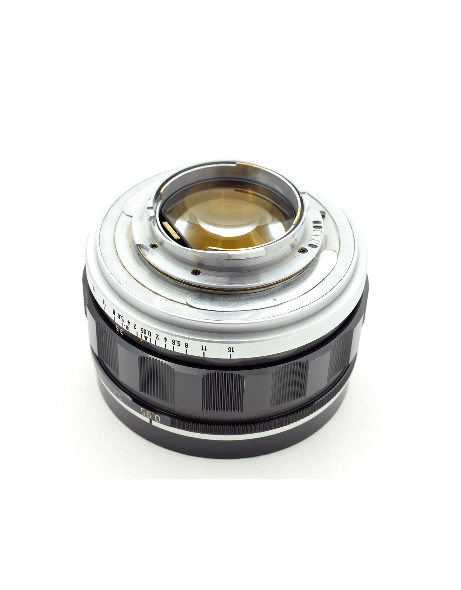 Canon Canon 50mm f0.95 Converted to Leica M Mount   AP2120414