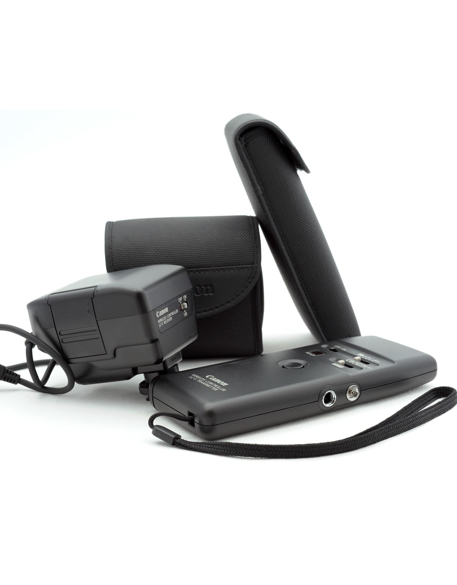 Canon Canon LC-5 Wireless Receiver & Transmitter    ALC109710