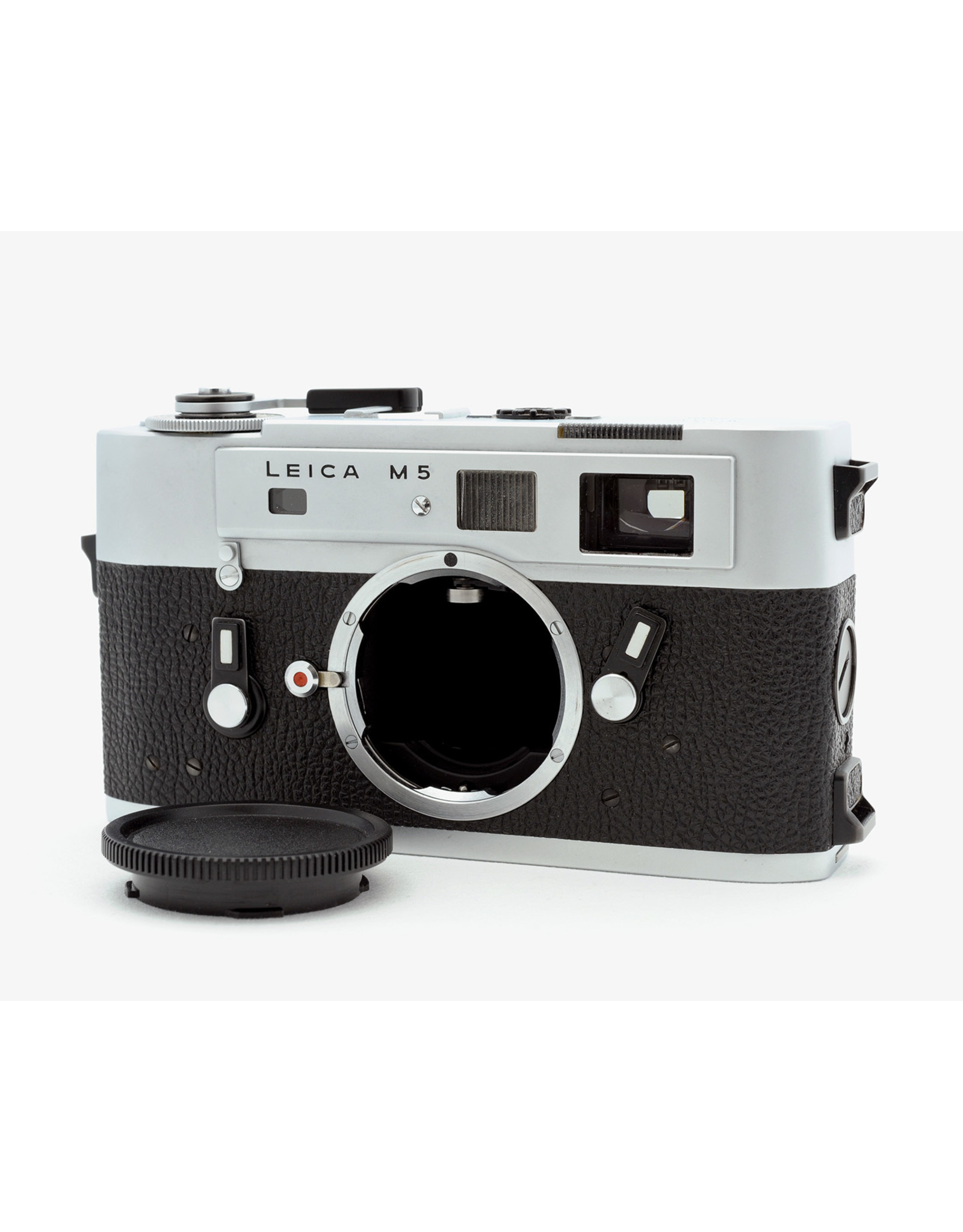 Leica Leica M5 Chrome  (meter not working)   AP1011405