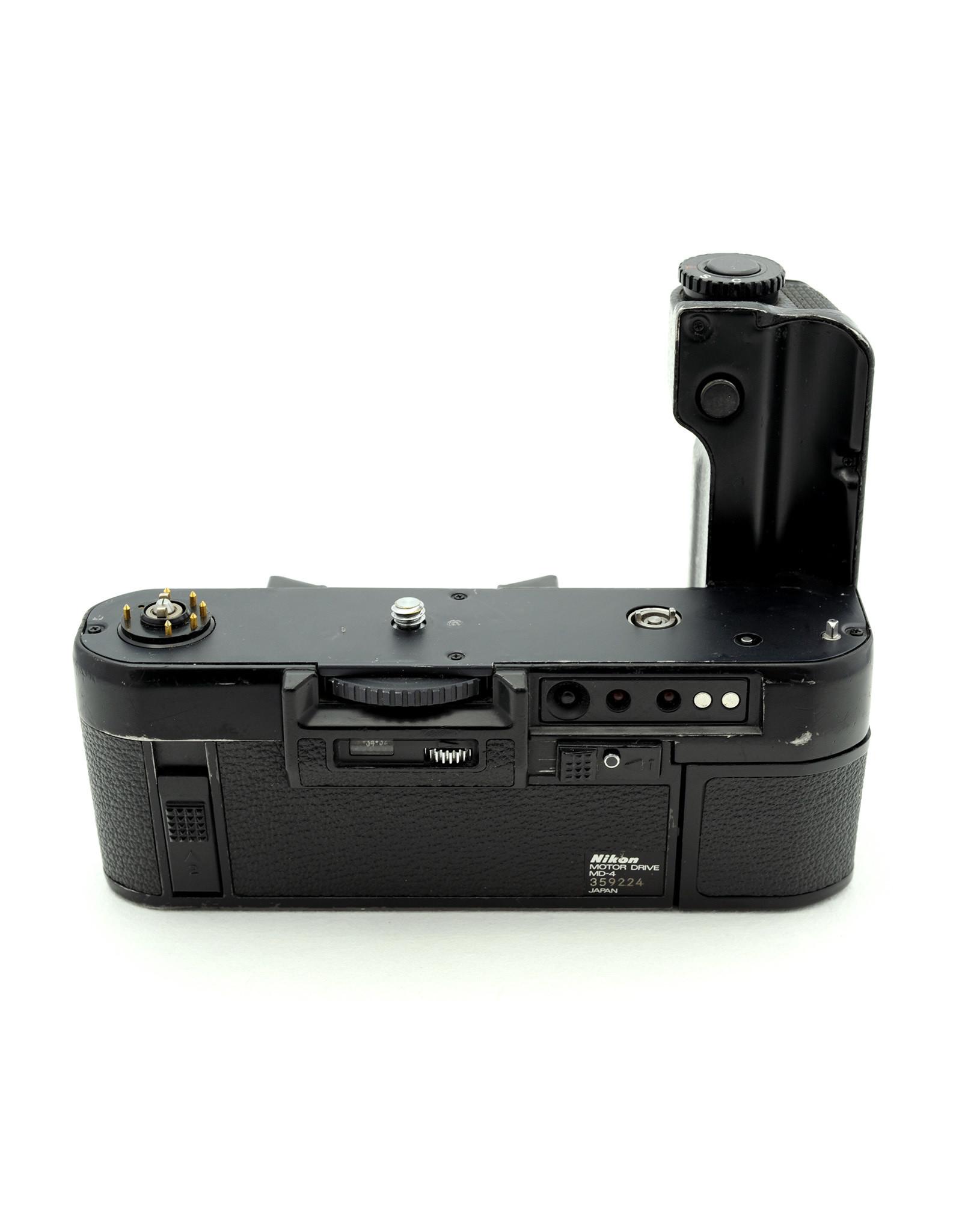 Nikon Nikon MD-4 Motor Drive   AP1012502