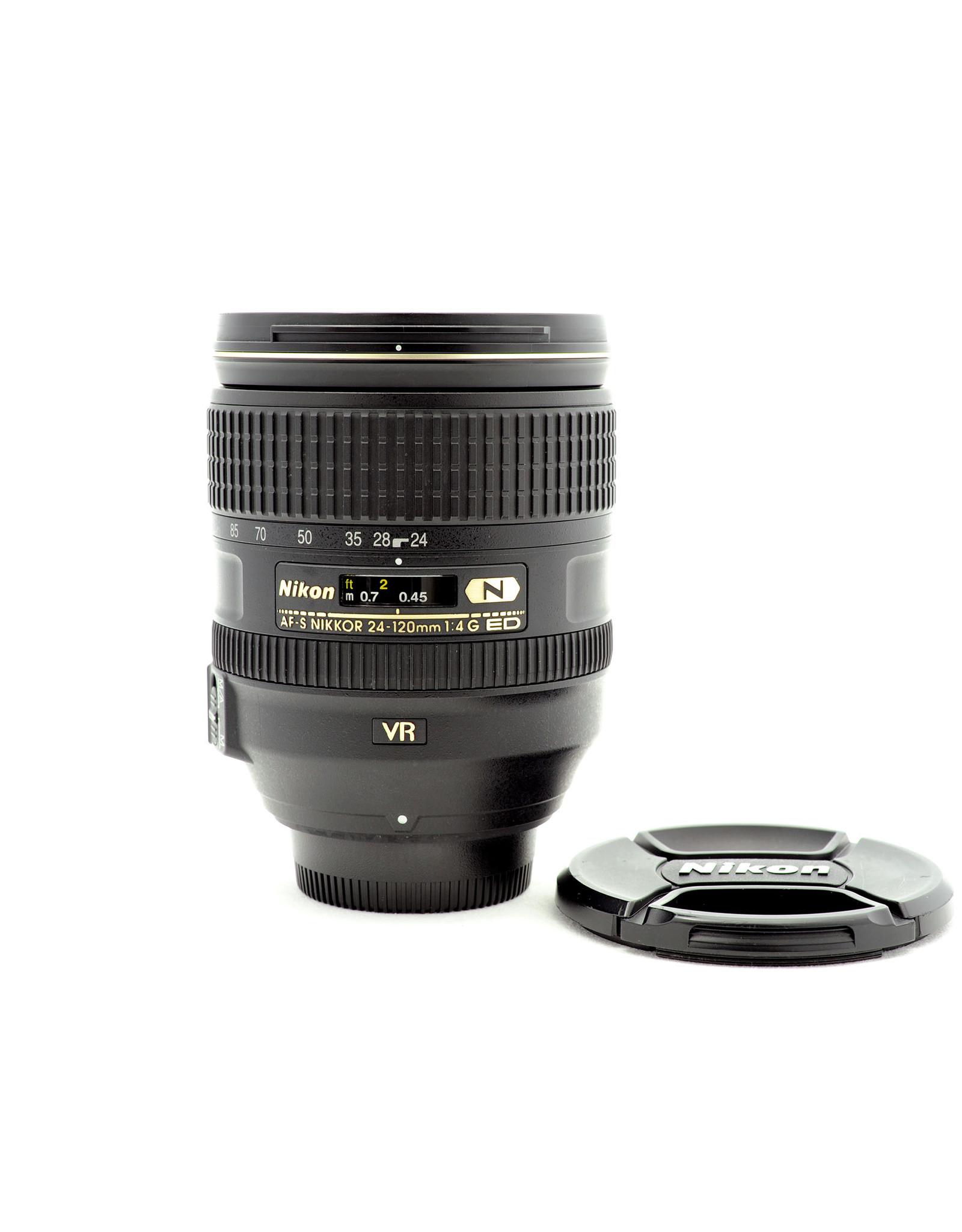 Nikon Nikon 24-120mm f4G AF-S VR   AP2071403