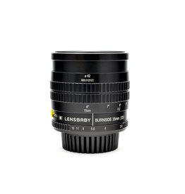 Lensbaby Lensbaby 35mm f2.8 Burnside (Nikon F Mount)  AP9090206