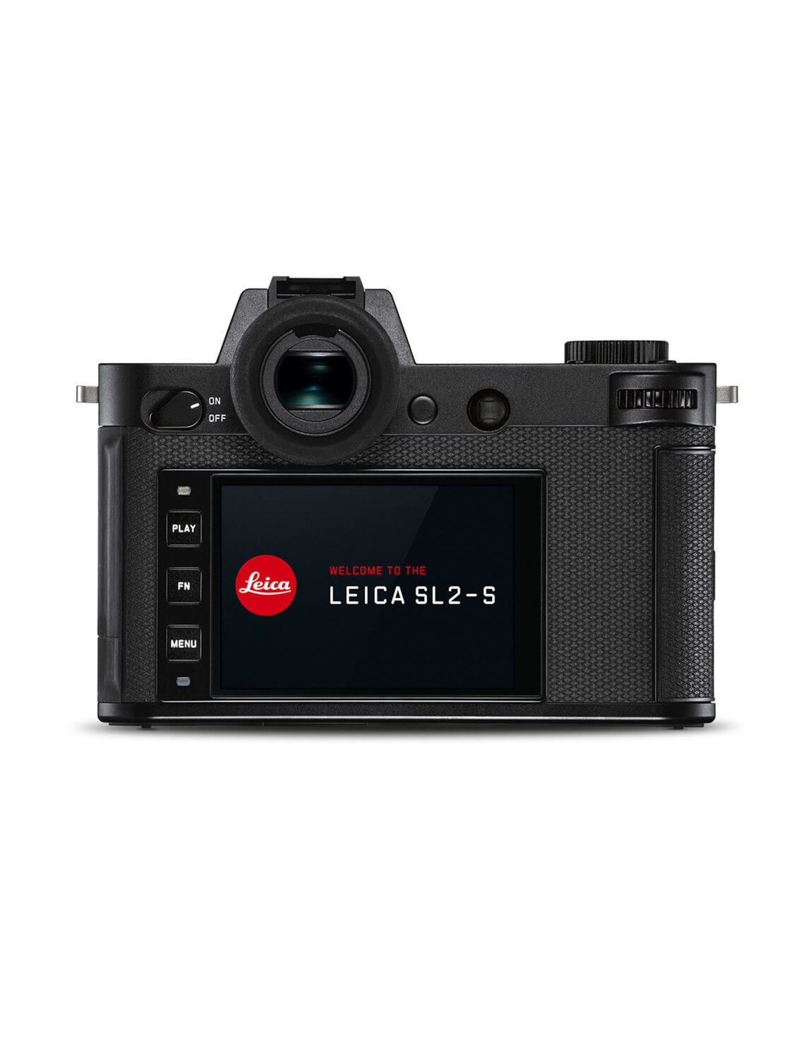 Leica Leica SL2-S Black Chrome   108-80