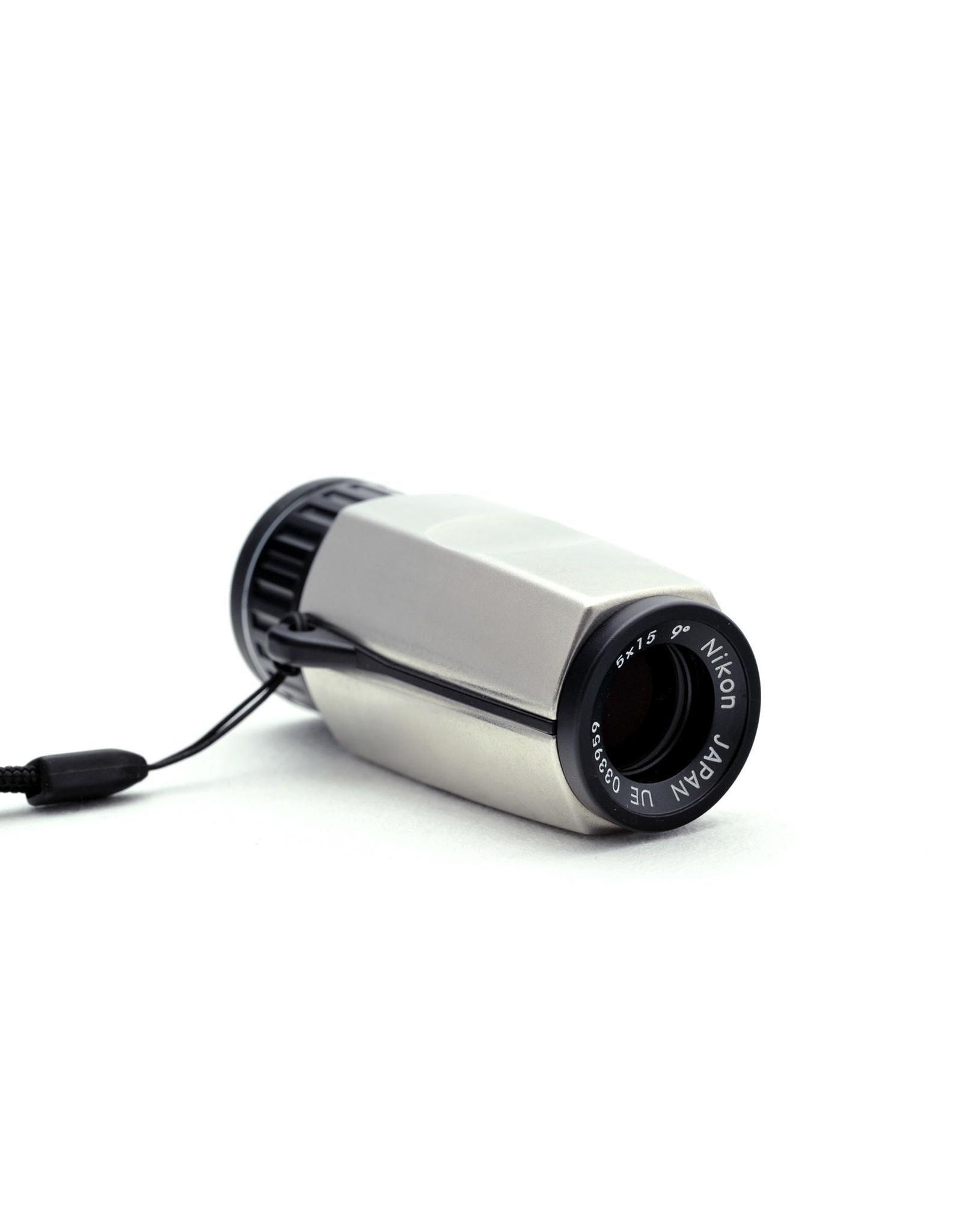 Nikon Nikon 5x15 Monocular Titanium   AP2100303