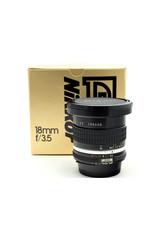Nikon Nikon 18mm f3.5 AIS   AP1011422