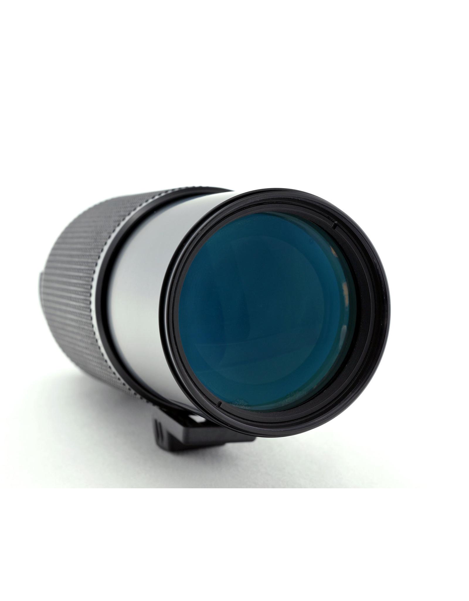 Nikon Nikon 80-200mm f4 AIS    AP1011423
