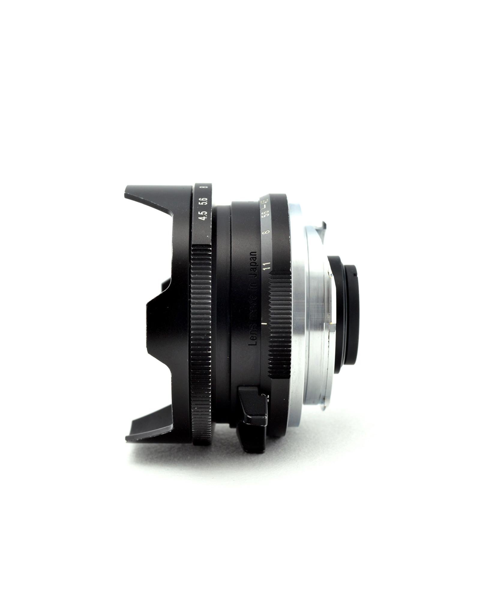 Voigtlander Voigtlander 15mm f4.5 Super Wide-Heliar VM II   AP1020401