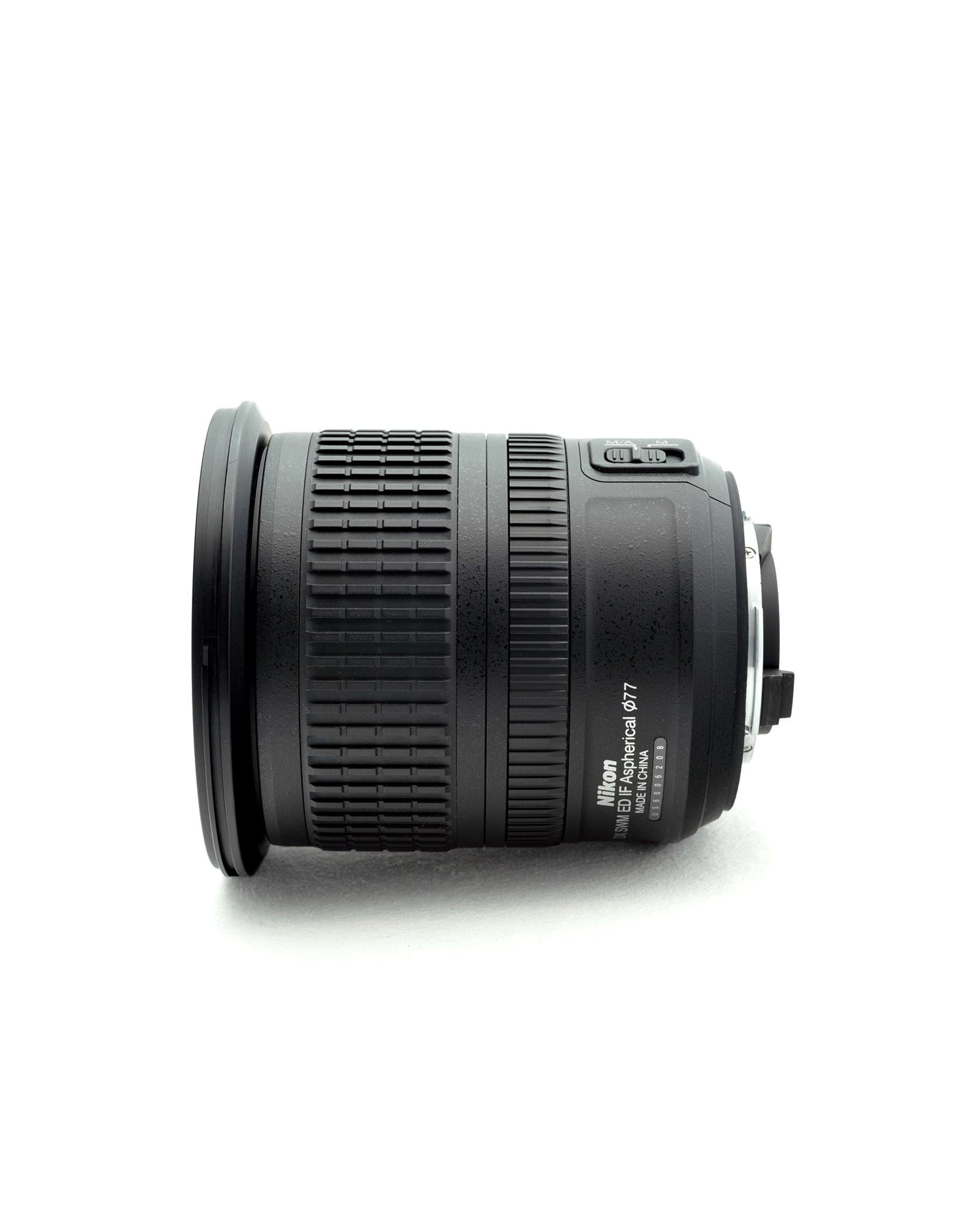 Nikon Nikon 10-24mm f3.5-4.5G AF-S DX   AP1021201
