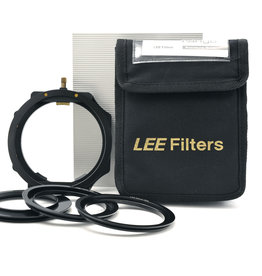 Lee Lee Filter Filter Holder 100mm with various adapter rings   AP2120403