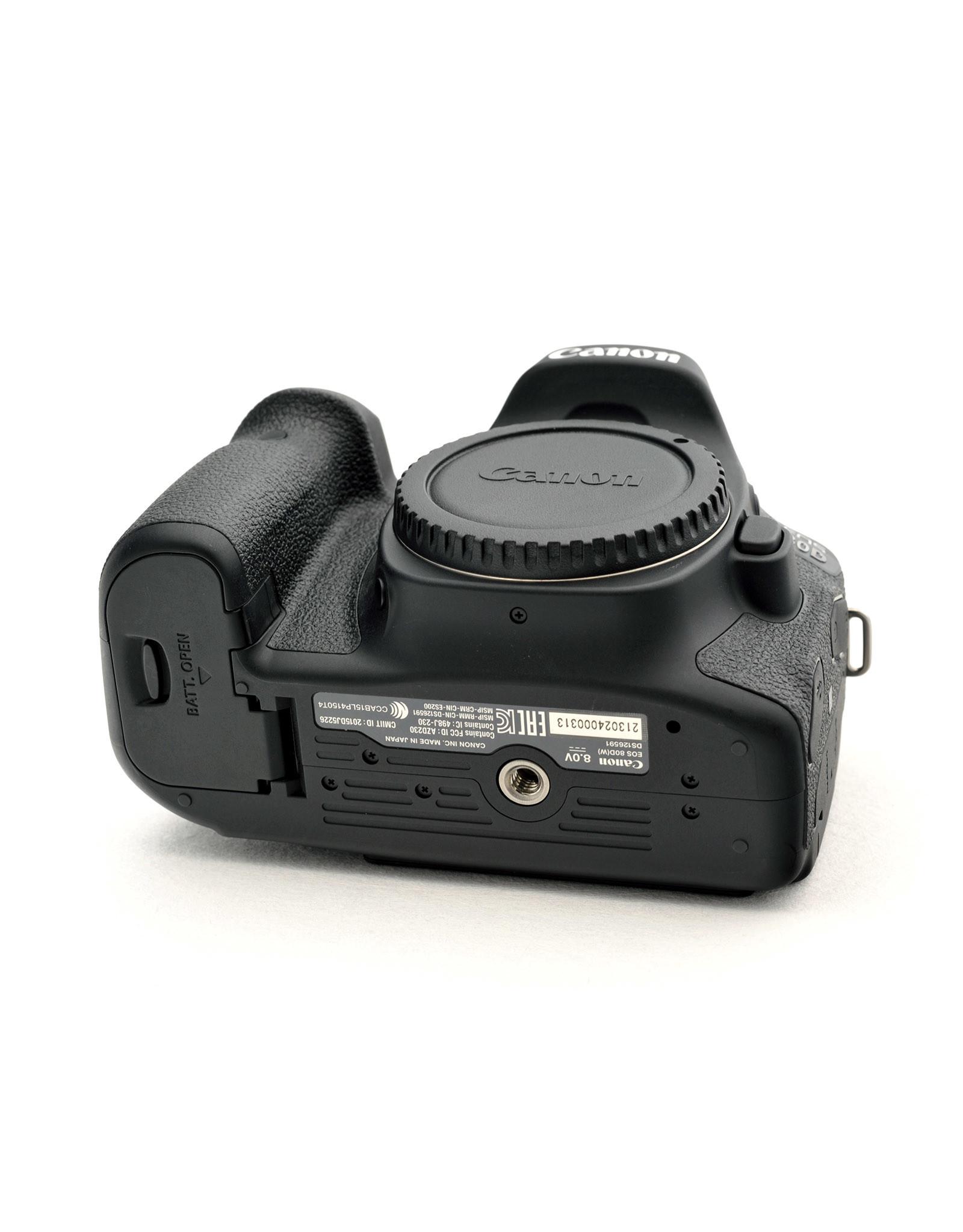 Canon Canon EOS-80D    AP1022403