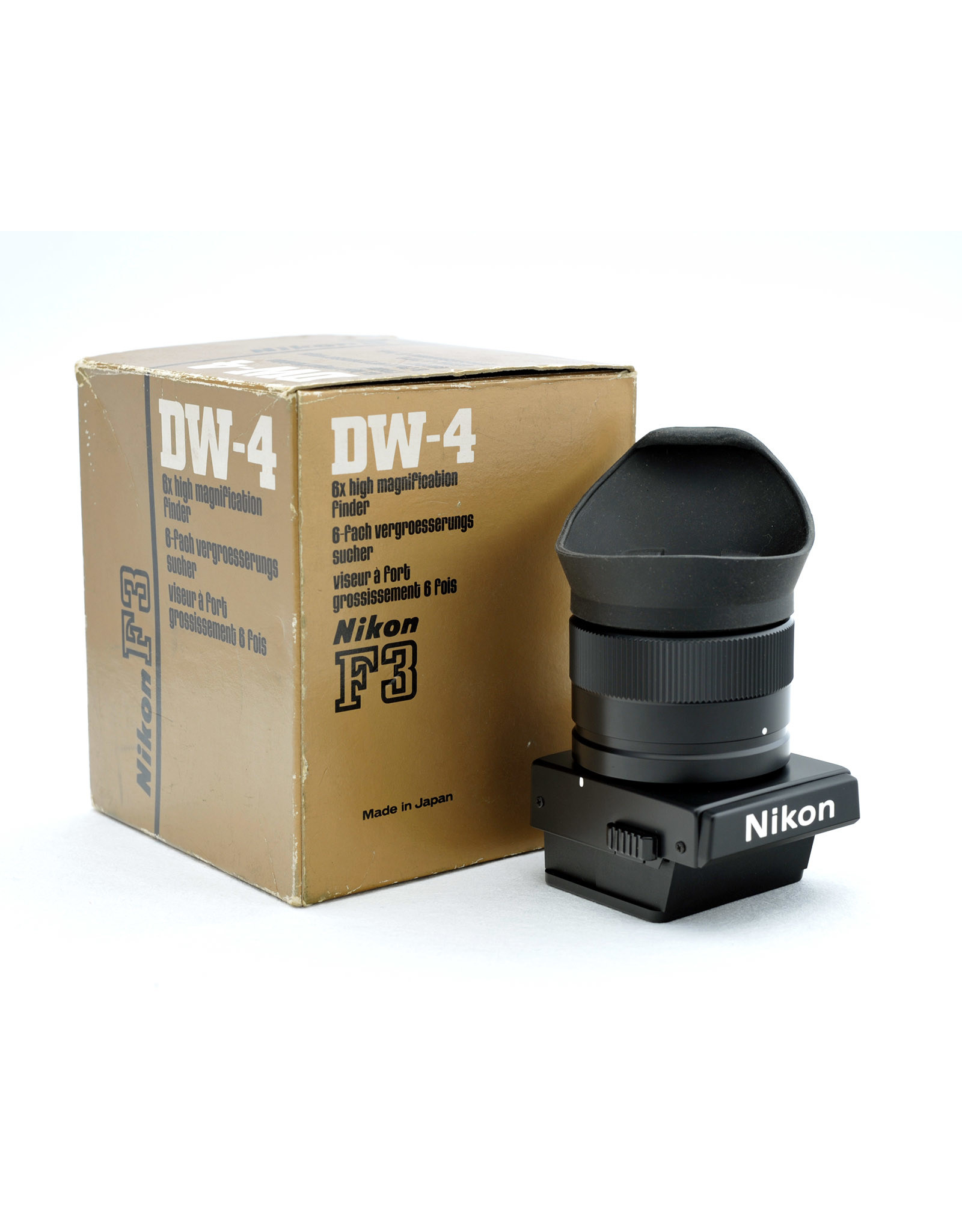 Nikon Nikon DW-4 6x Magnification Finder for Nikon F3   AP1021202