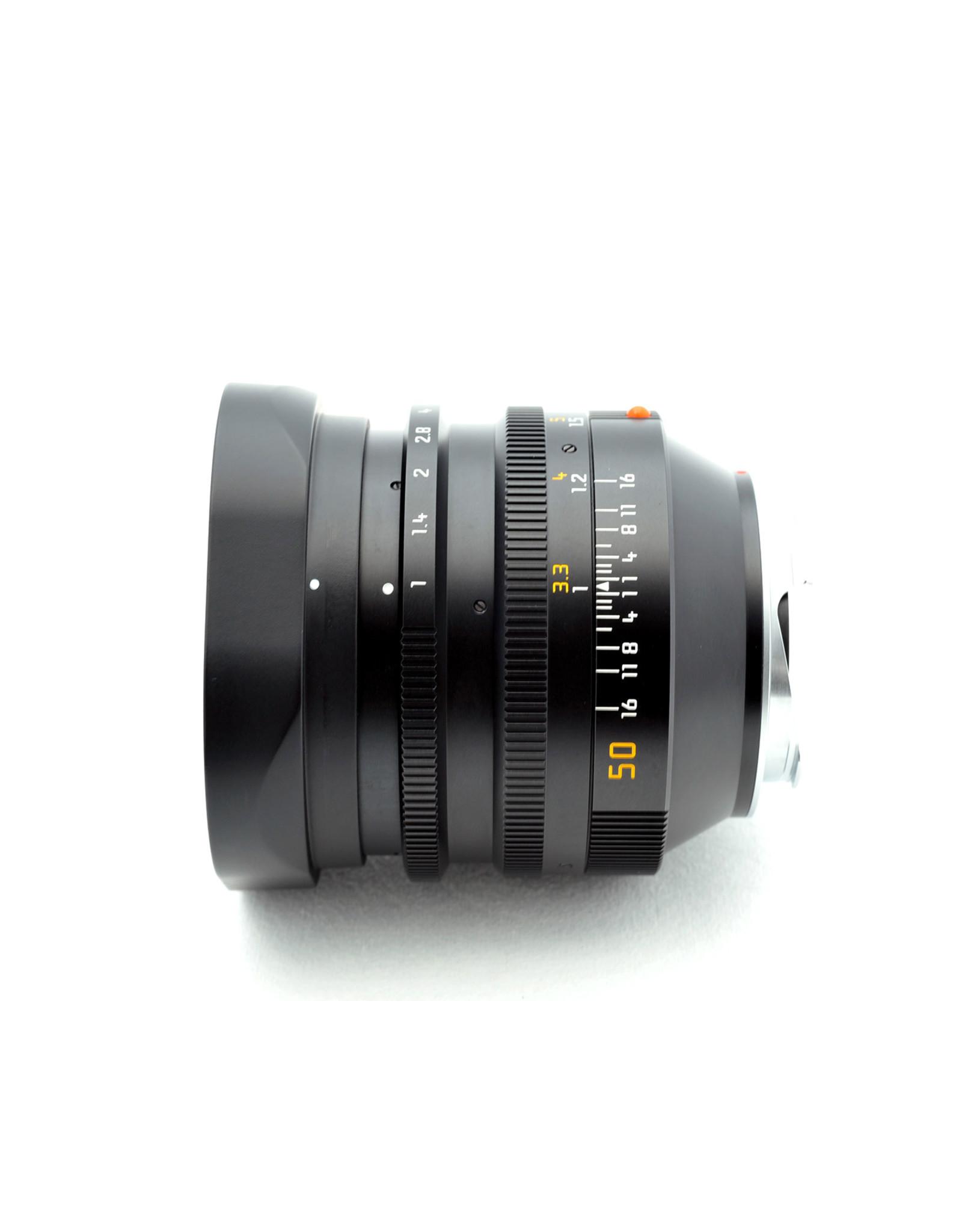 Leica Leica 50mm f1 Noctilux-M   AP2121108
