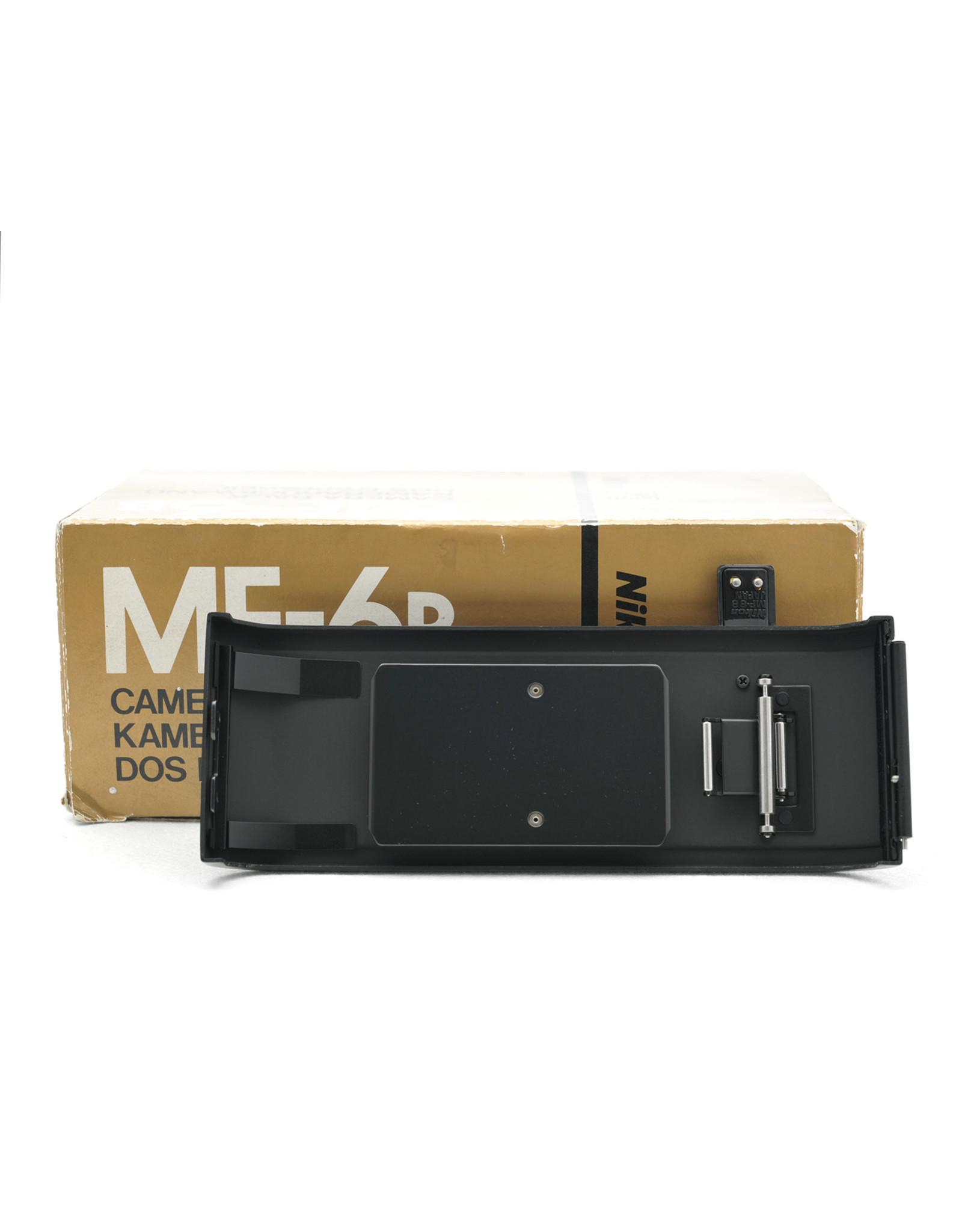 Nikon Nikon MF-6B Camera Back   AP1022301