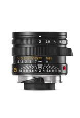Leica Leica 35mm f2 APO-Summicron-M ASPH Black   116-99