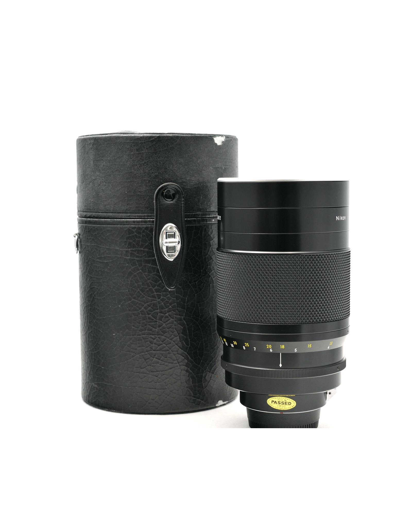 Nikon Nikon 500mm f8 Reflex-Nikkor-C   AP1011426