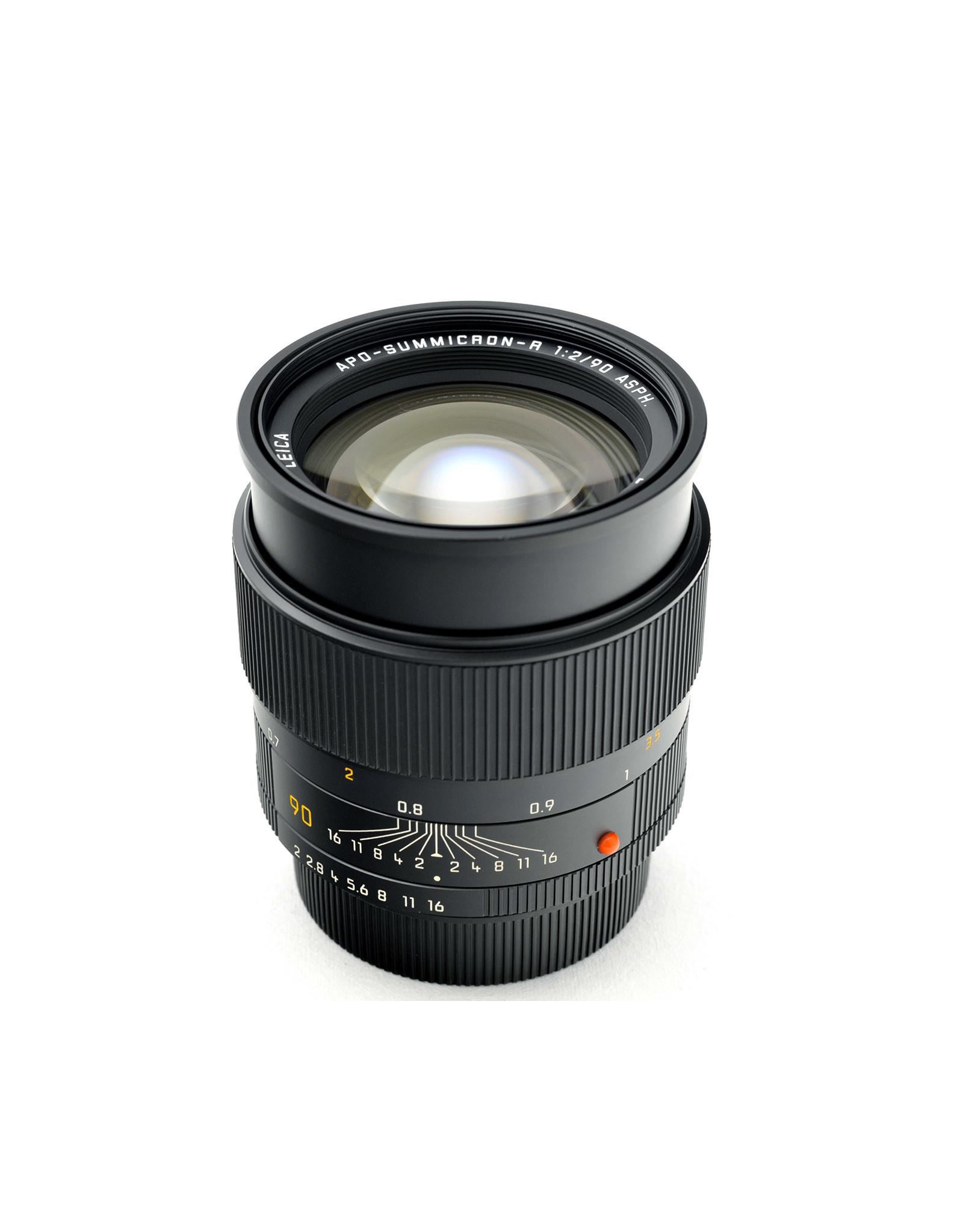 Leica Leica 90mm f2 APO-Summicron-R ROM   ALC110907