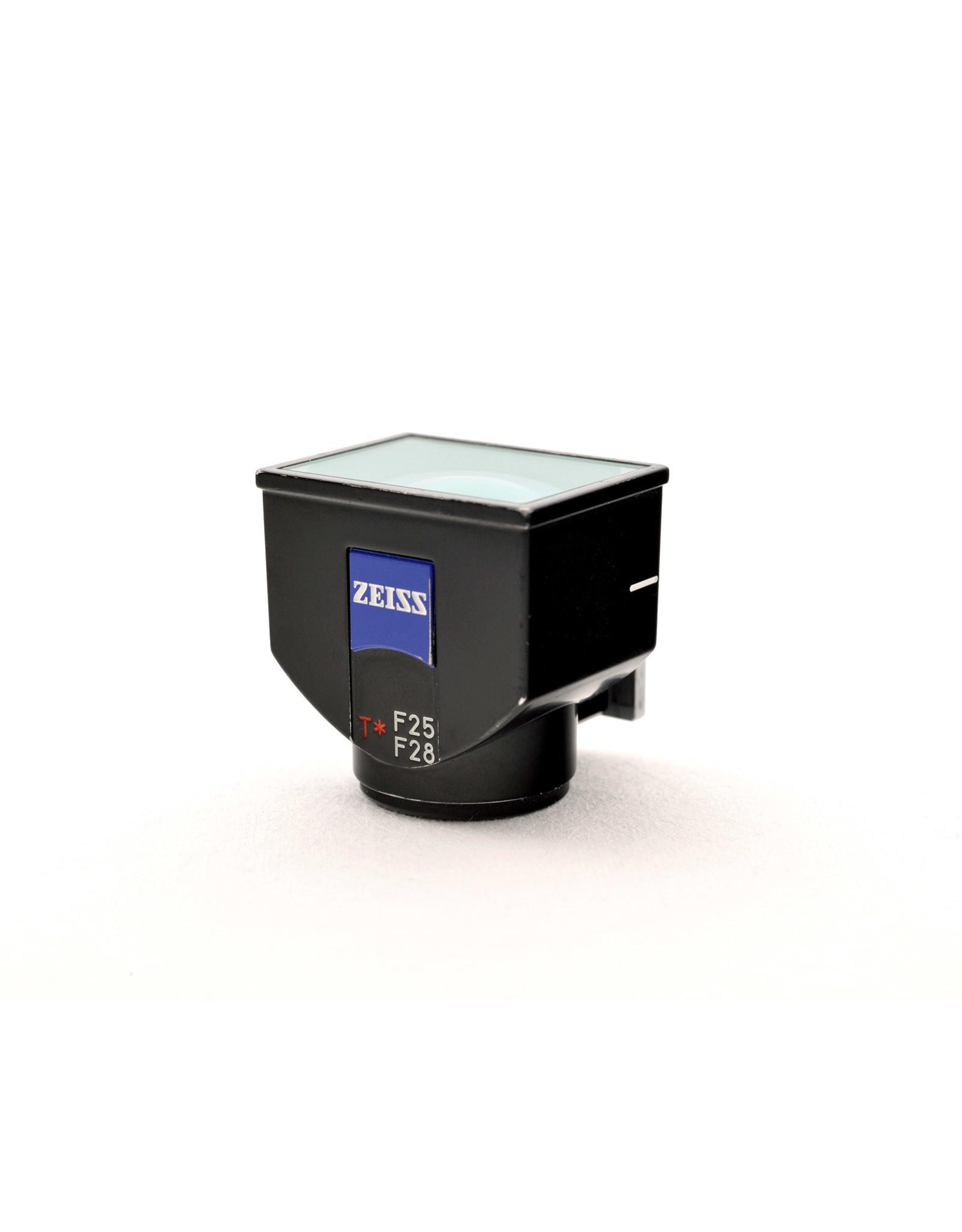 Zeiss Zeiss 25/28mm T* Bright Line Metal Viewfinder Black   ALC110910