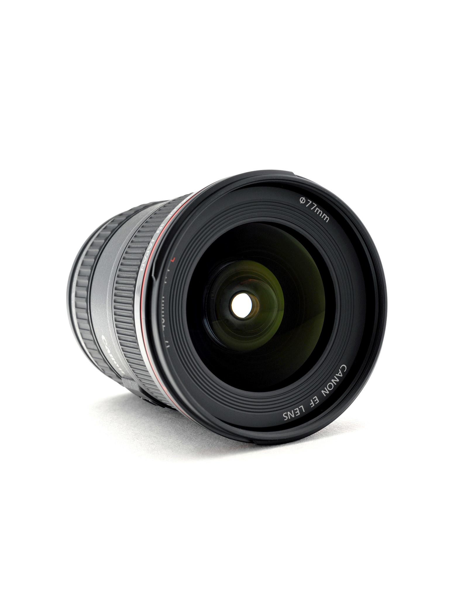 Canon Canon EF17-40mm f4L USM AP1041401