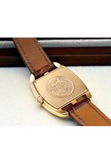 Hermes Hermes Cape Cod (CT1.270) Tonneau Quartz Lady Watch in 18kt Rose Gold   ALC111301