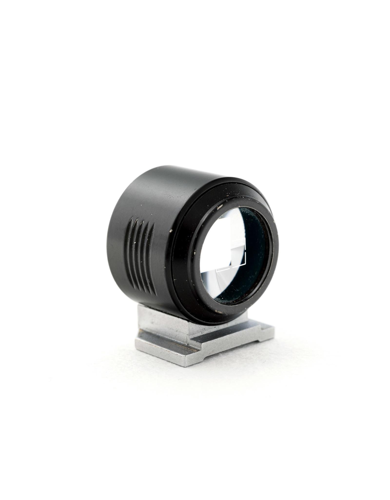 Voigtlander Voigtlander 50mm Metal Bright Line Viewfinder  Black   AP1041905