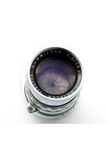 Leica Leica 50mm f2 Summicron Chrome Rigid   AP1042204