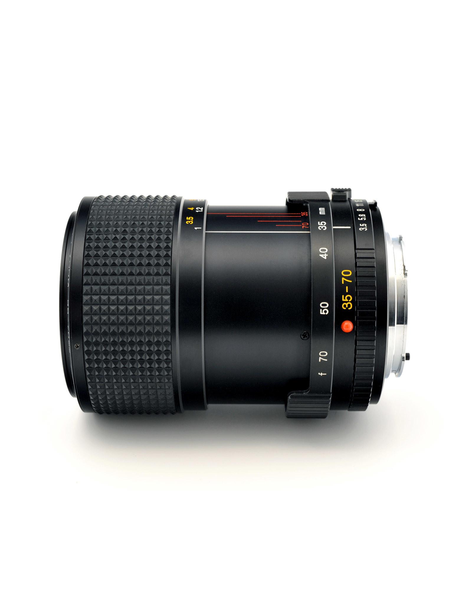 Minolta Minolta 35-70mm f3.5 MD Zoom  AP1042123