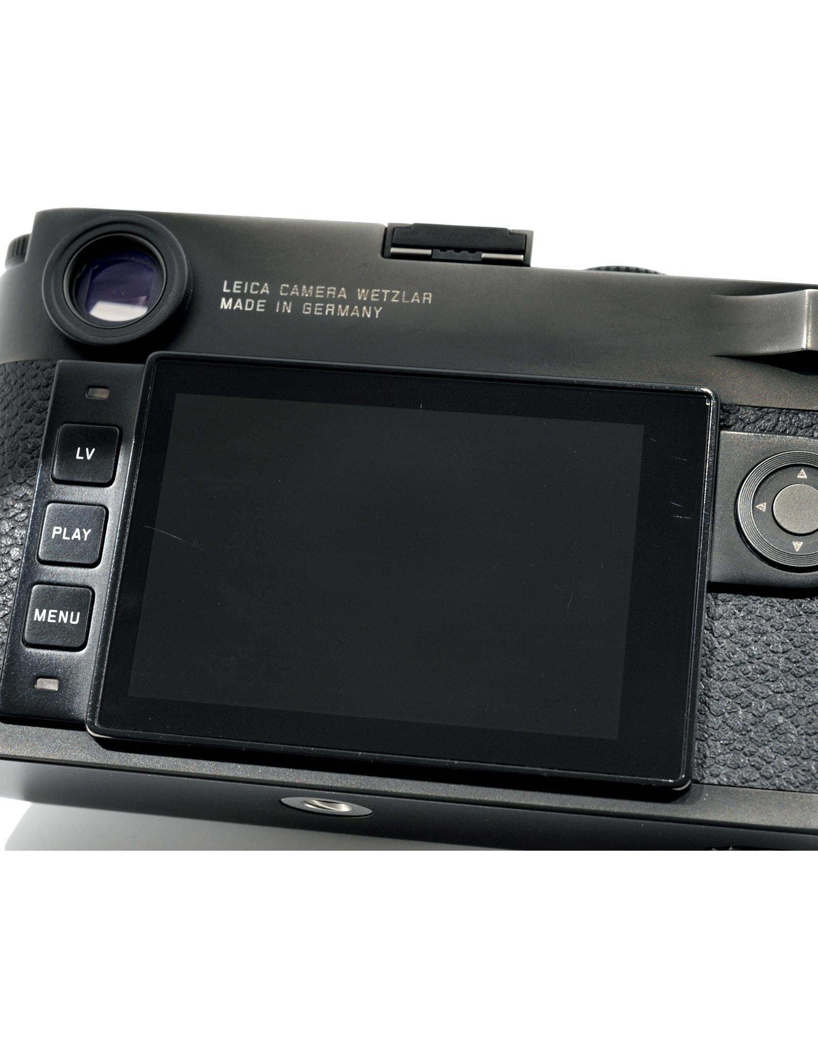 Leica Leica M10 Black   AP1050501