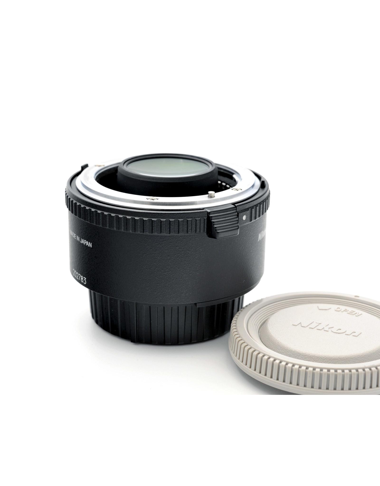 Nikon Nikon TC-17E II AF-S Teleconverter 1.7x   AP1051109