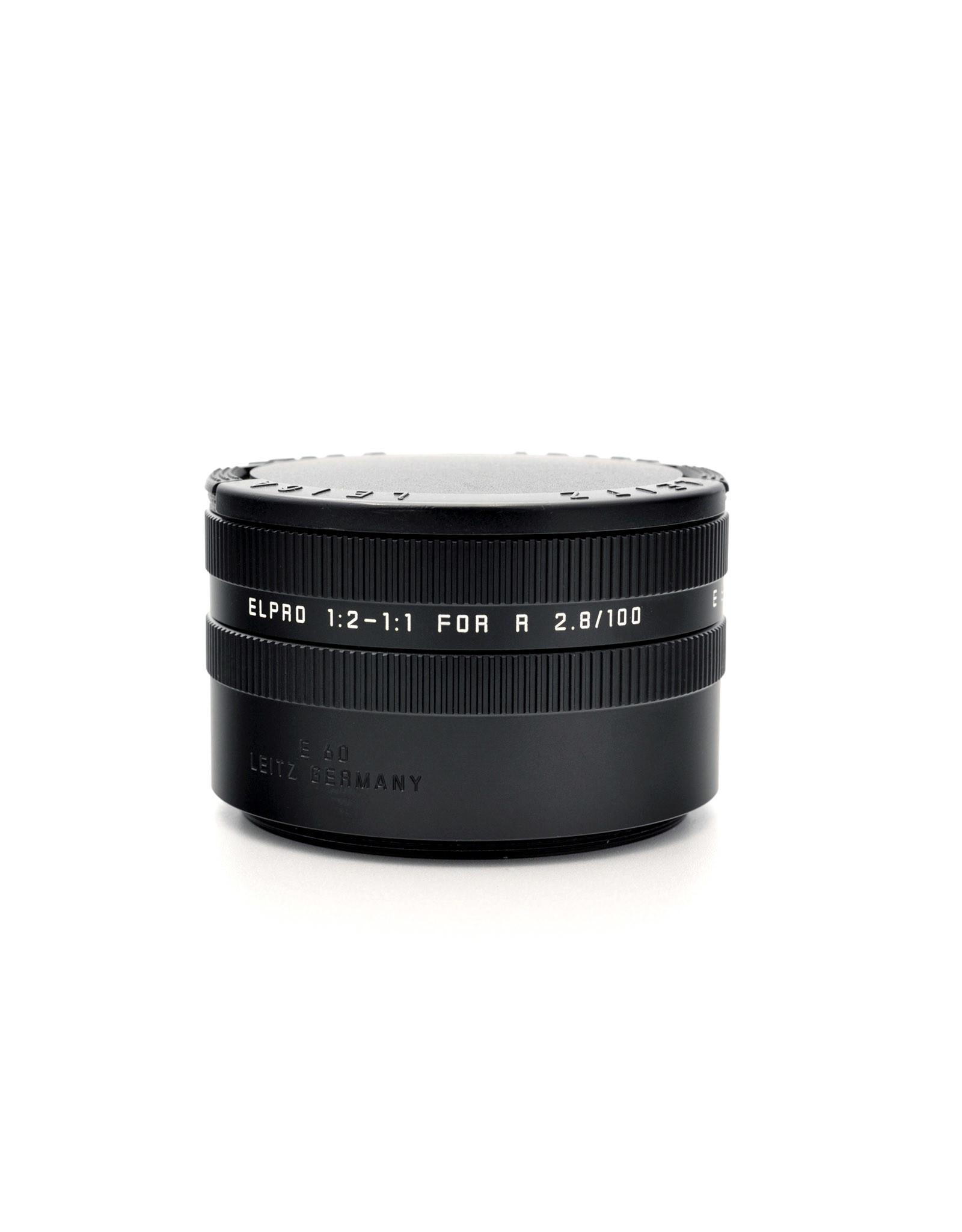Leica Leica Elpro for Leica R 100mmm f2.8 Macro   AP1050607
