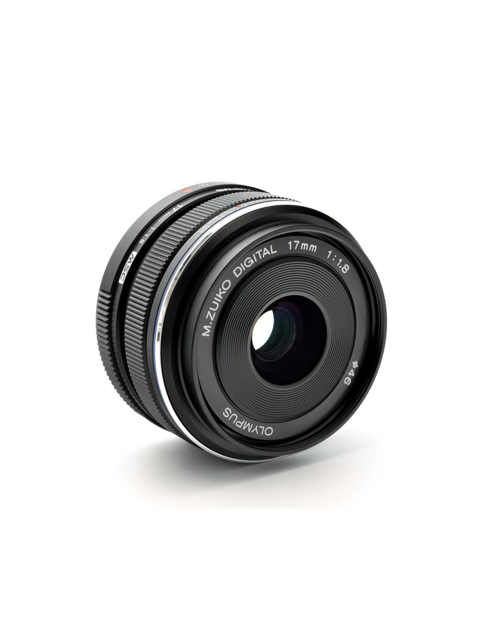 Olympus Olympus 17mm f1.8 M. Zuiko Digital   ALC111708
