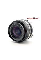 Nikon Nikon 20mm f3.5 AIS   AP1051403