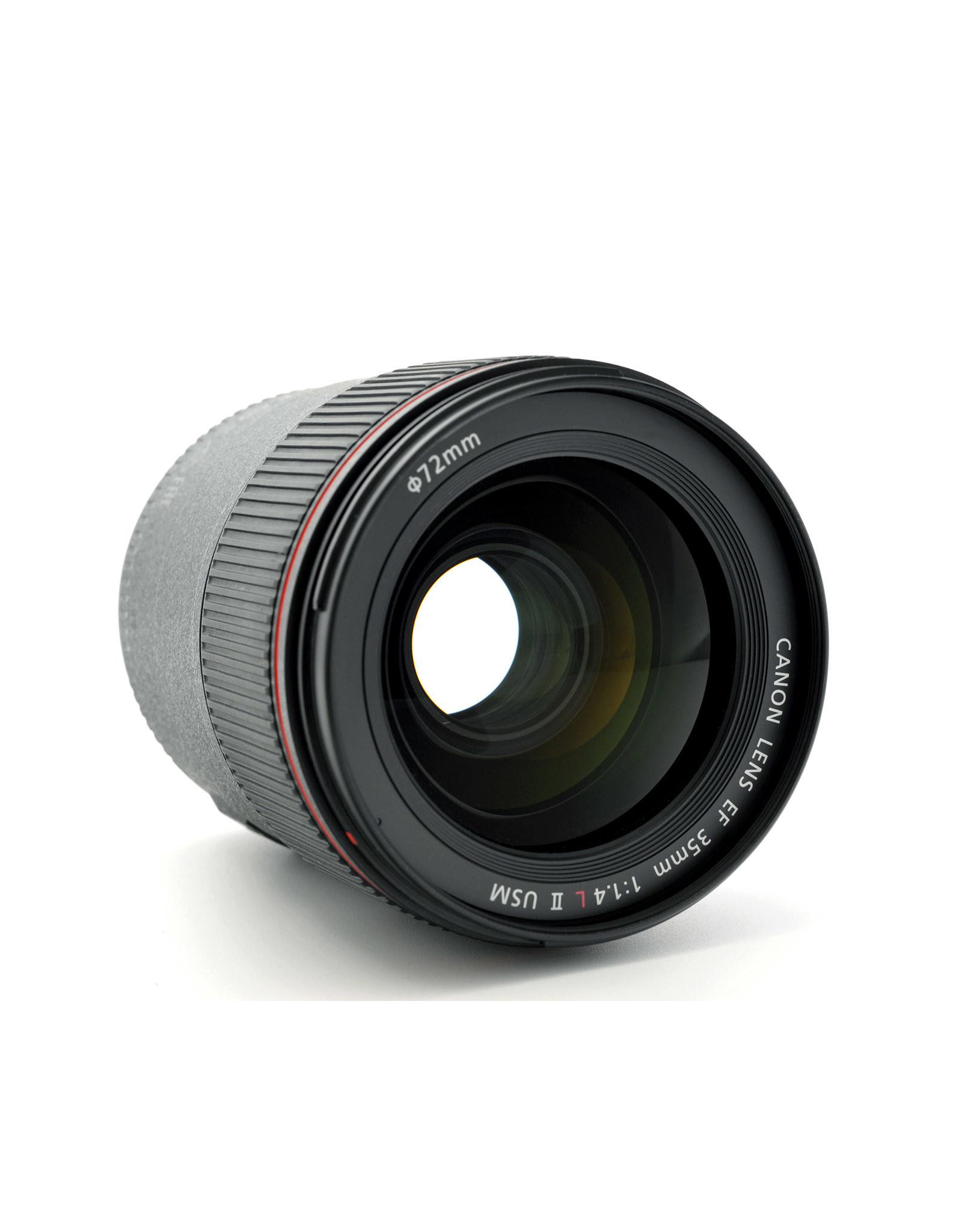 Canon Canon EF35mm f1.4L USM II   AP1052002
