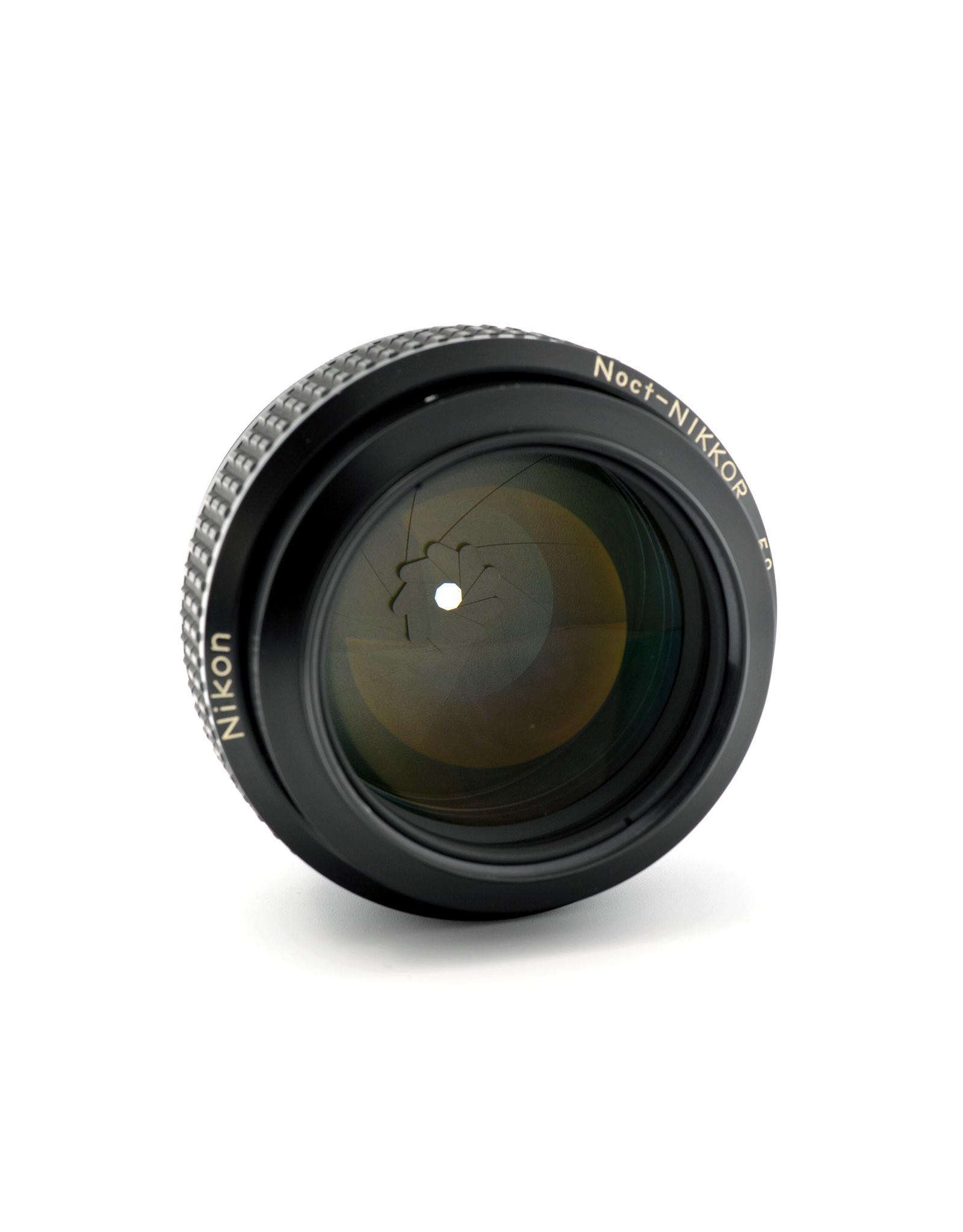 Nikon Nikon 58mm f1.2 AIS Noct.    ALC120101
