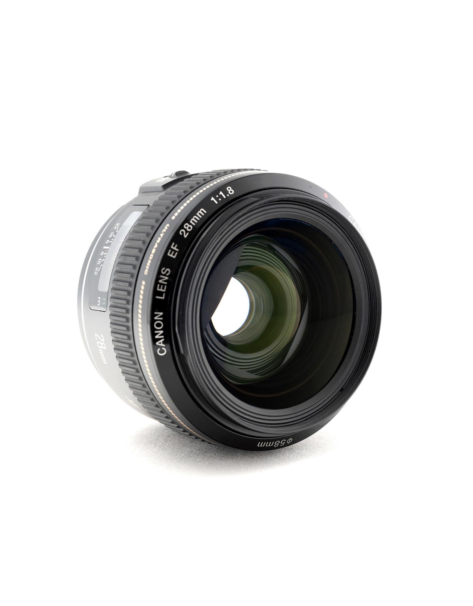 Canon Canon EF28mm f1.8 USM   AP1051502