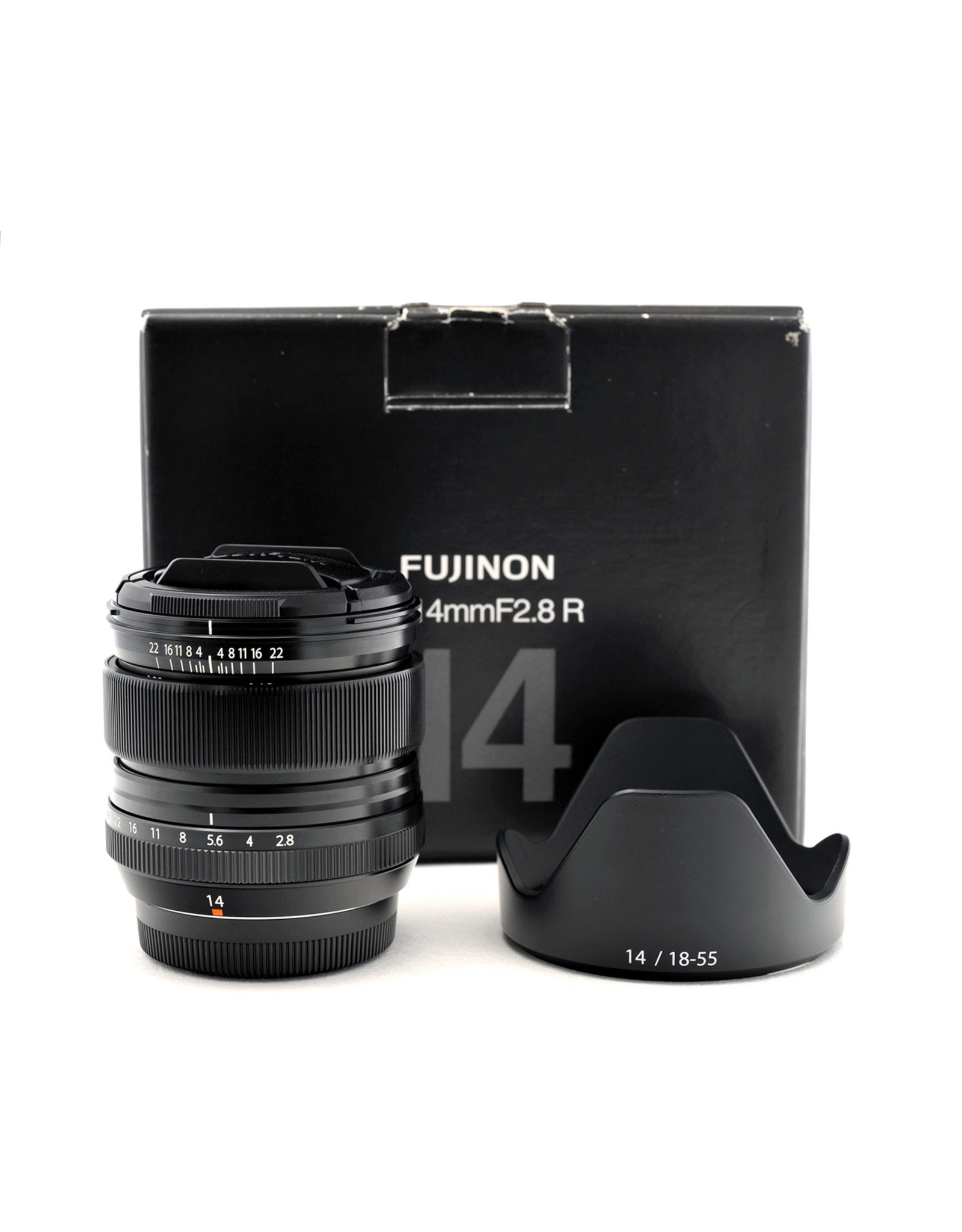 Fuji Fuji XF14mm f2.8 R   AP1052003