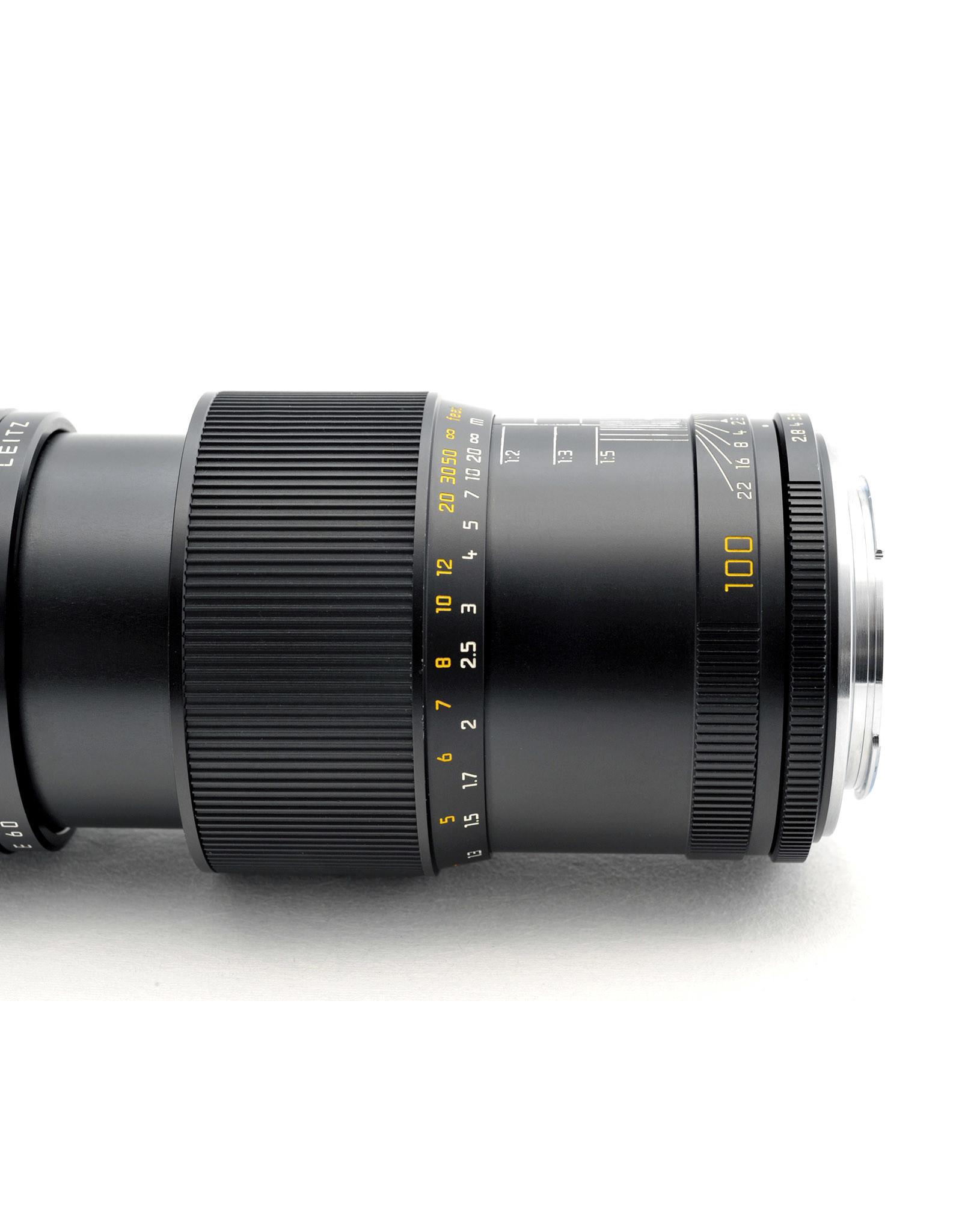 Leica Leica 100mm f2.8 APO-Macro-Elmarit-R 3 Cam   AP1050606
