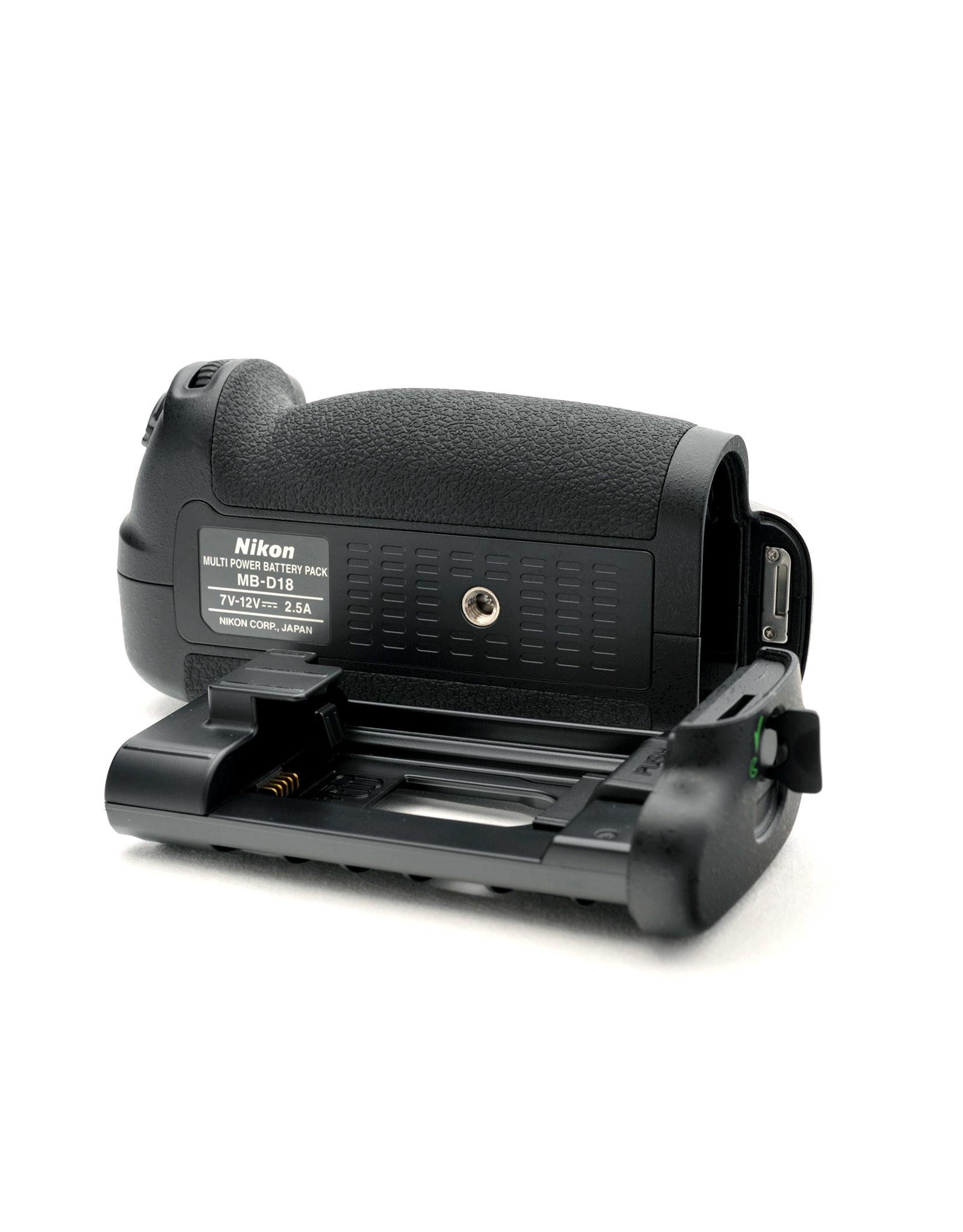 Nikon Nikon MB-D18 (D850) Battery Grip   ALC120304