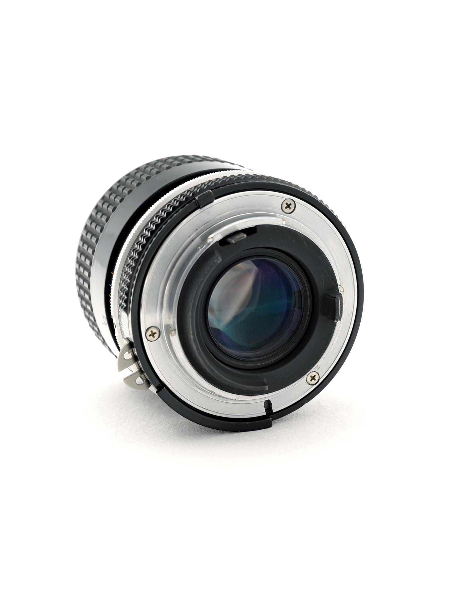Nikon Nikon 28mm f2 AI   AP1052109