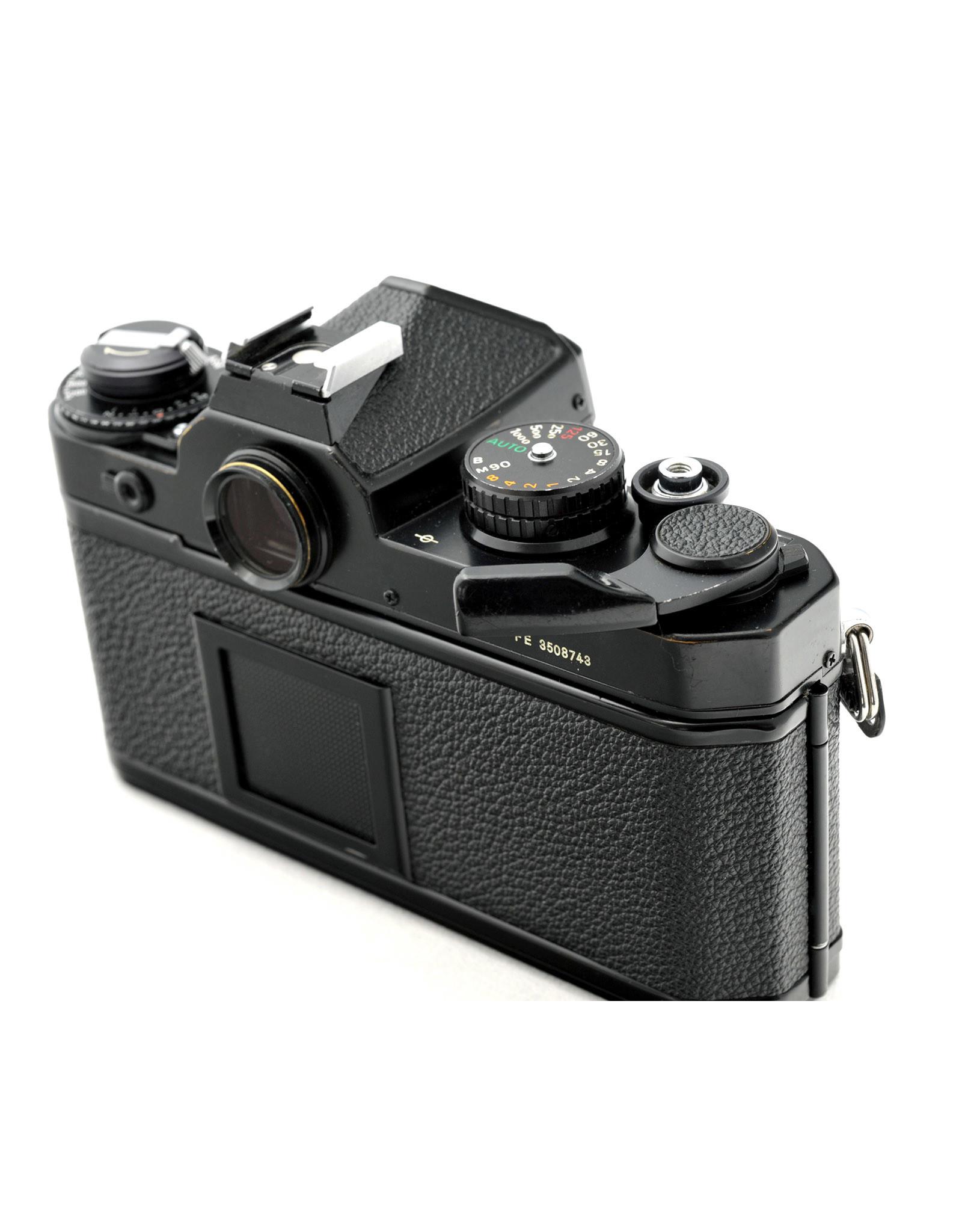 Nikon Nikon FE Black   AP1052603