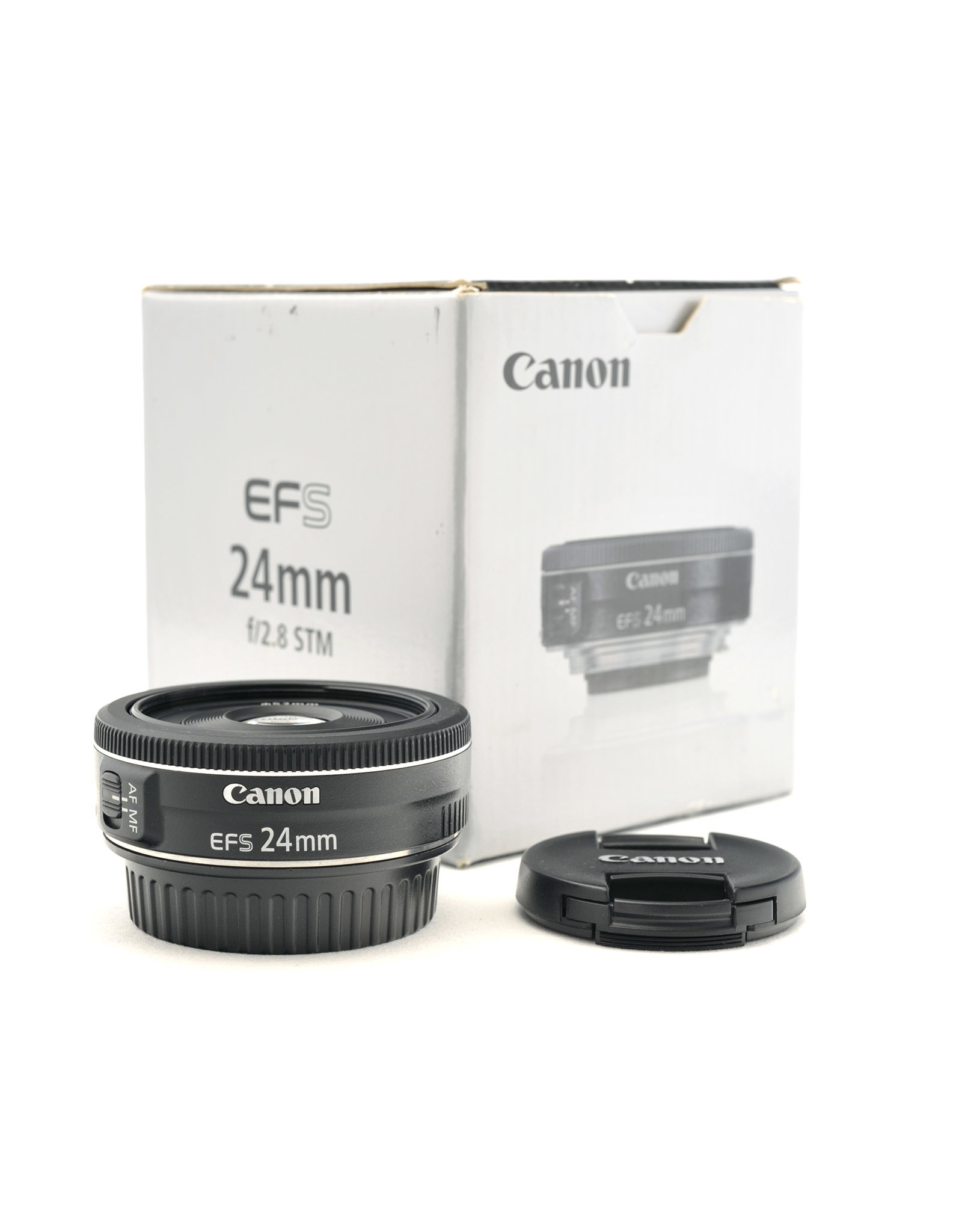 Canon Canon EF-S24mm f2.8 STM  AP1052704