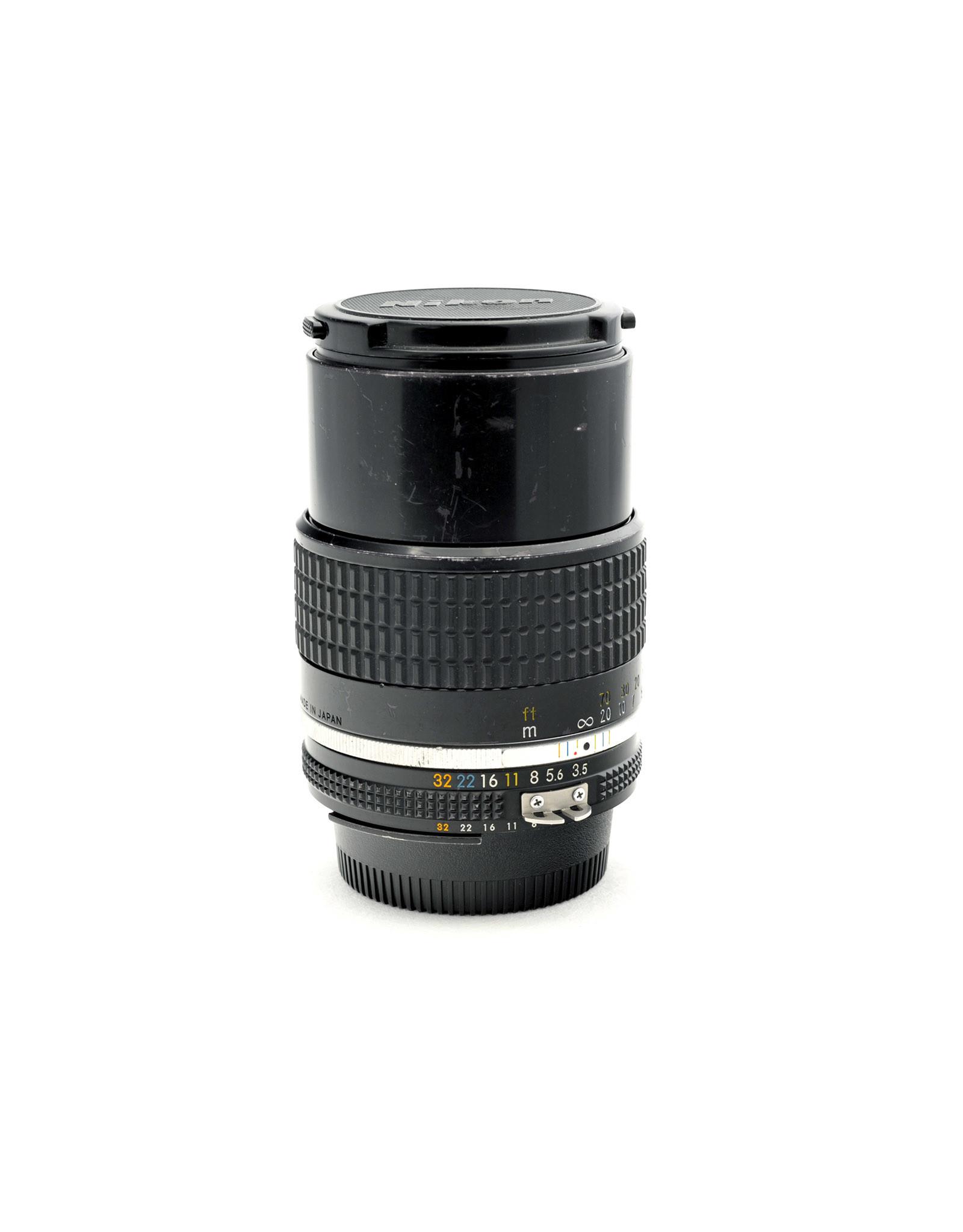 Nikon Nikon 135mm f3.5 AIS   AP1042801