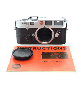 Leica Leica M6 Chrome   AP1051806