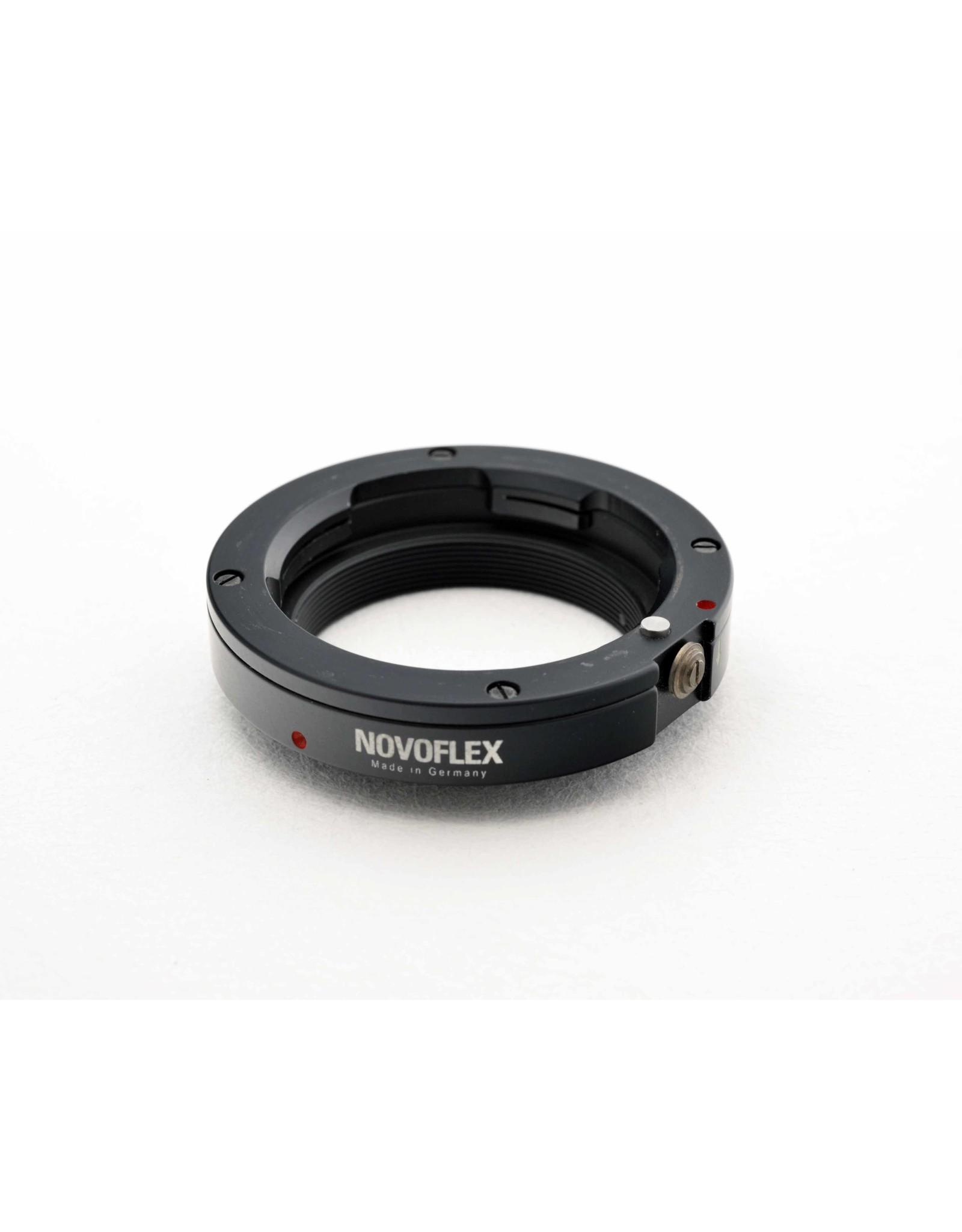 Novoflex Novoflex FUX/LEM (M to X) Adapter   AP1060108